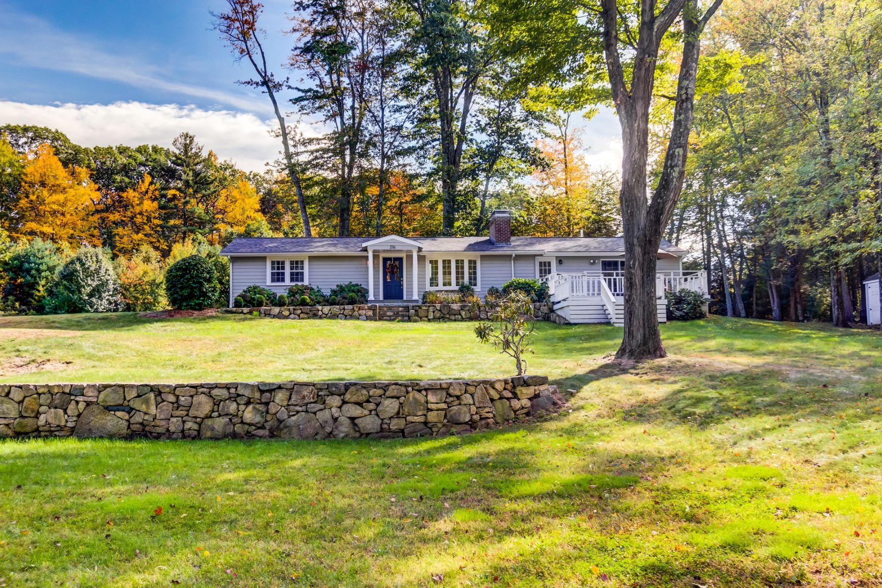 Additional photo for property listing at Fantastic Expanded Ranch 216 Oregon Road Ashland, Massachusetts 01721 United States
