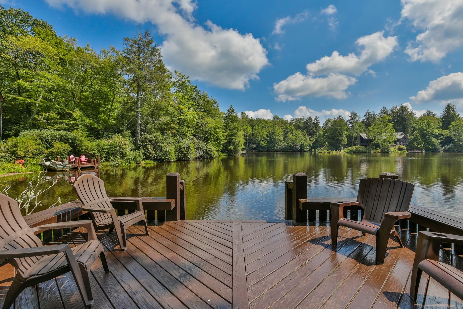 Single Family Homes for Sale at 95 Cullasaja Club Drive Highlands, North Carolina 28741 United States