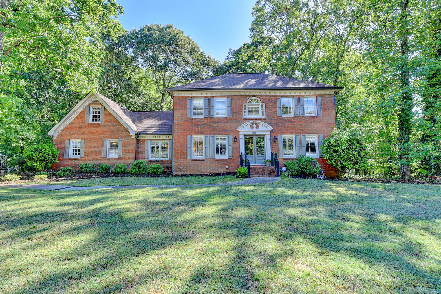 Single Family Homes for Sale at Move In Ready 2121 Monticello Place Lawrenceville, Georgia 30043 United States