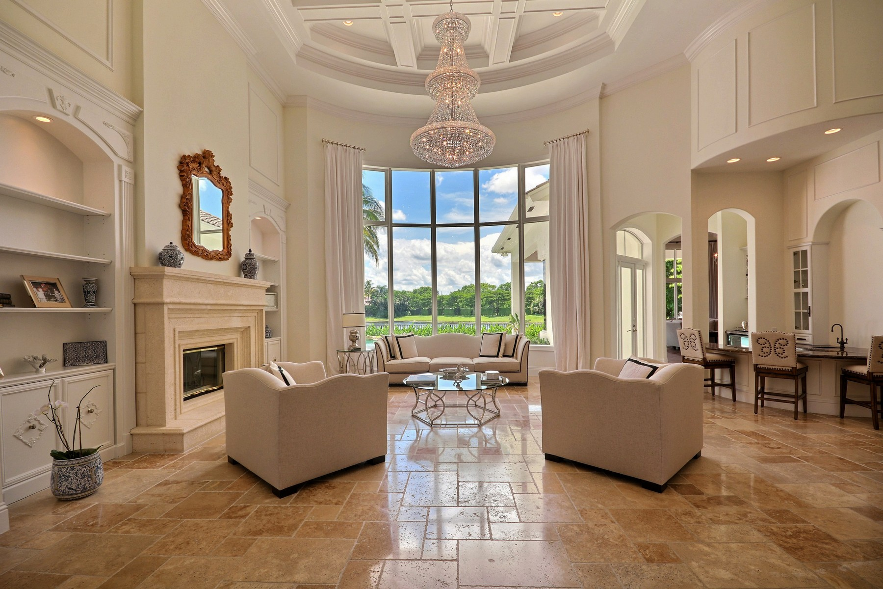 Villa per Vendita alle ore 2485 Mizner Estates 2485 Mizner Lake Court Wellington, Florida, 33414 Stati Uniti