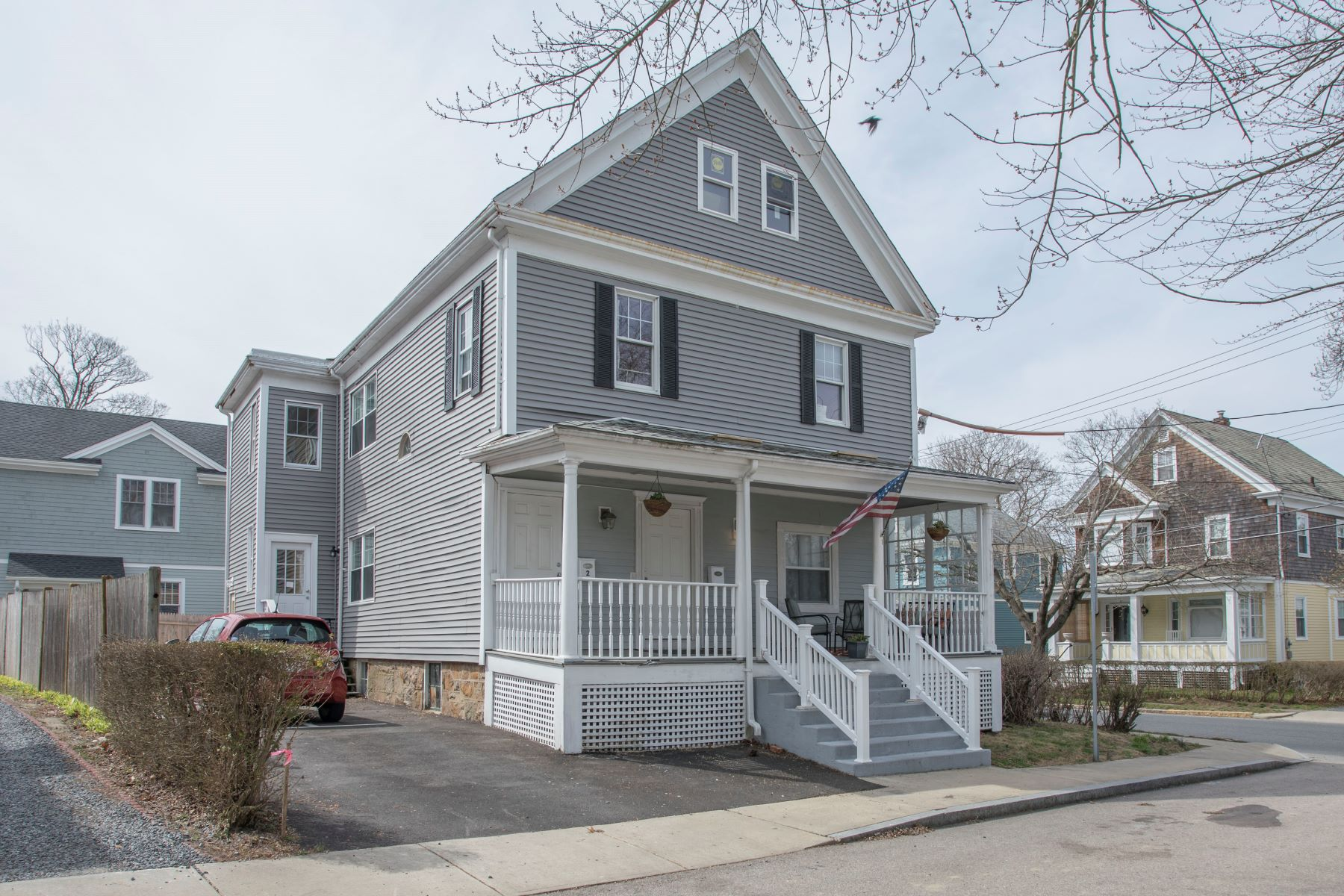 Multi-Family Home for Sale at The Williams Cottage 1 Dresser Street Newport, Rhode Island 02840 United States