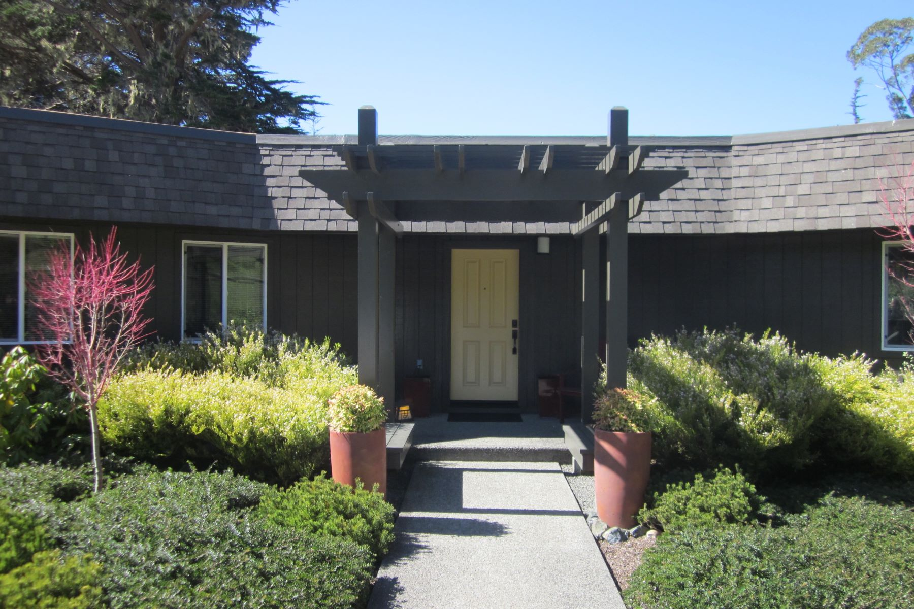 Single Family Home for Sale at Mendocino Surprise 44900 Baywood Drive Mendocino, California 95460 United States