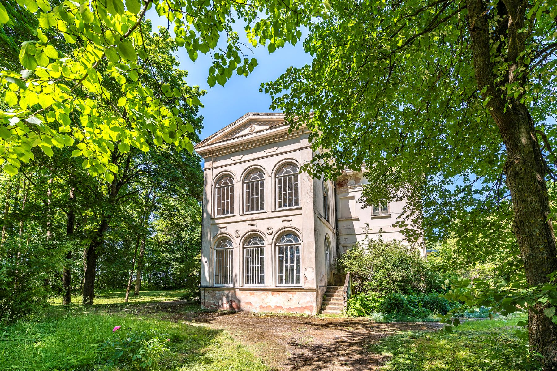 Single Family Homes for Sale at Antašava Manor Estate Other Cities In Lithuania, Cities In Lithuania Lithuania