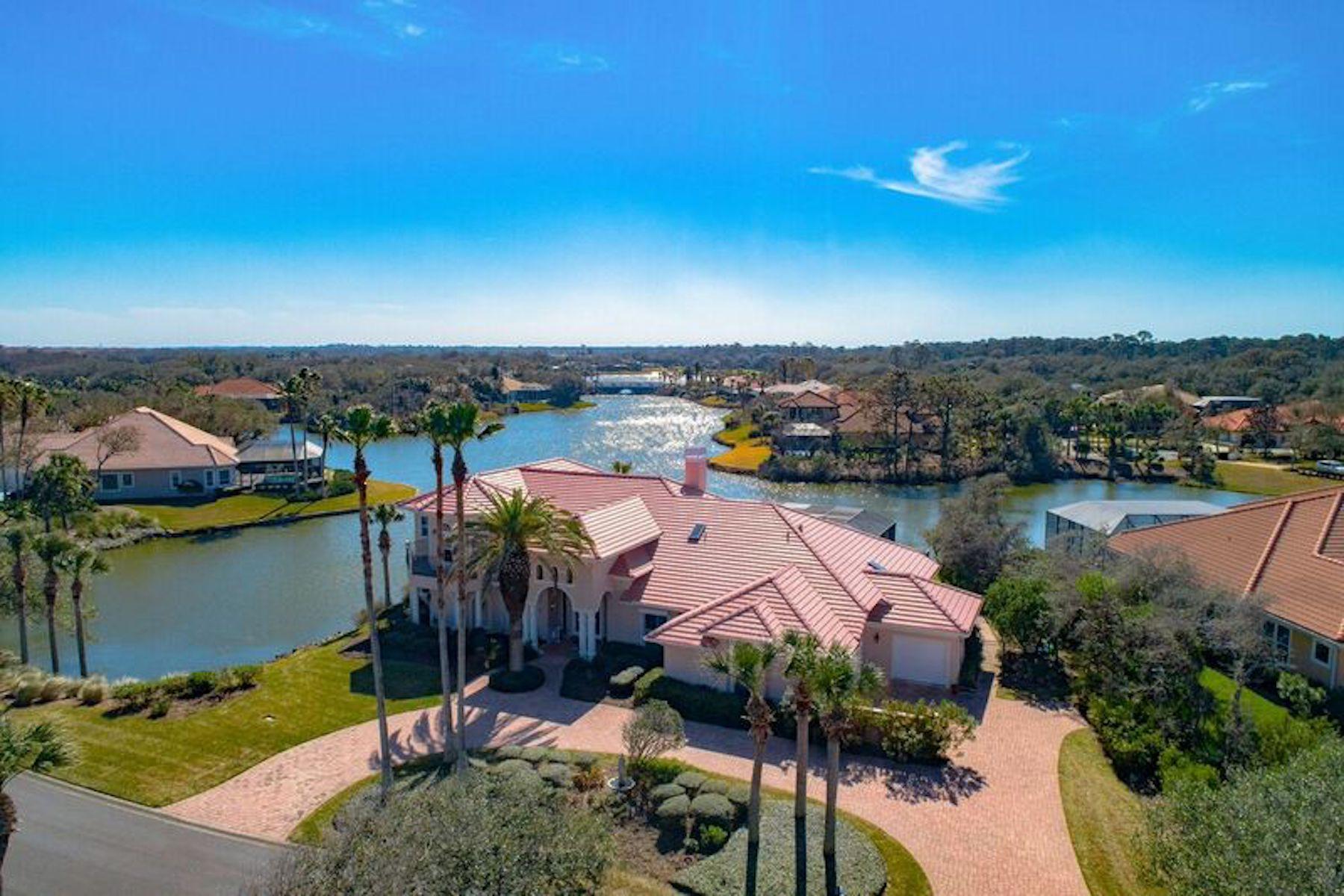 Single Family Homes for Active at Granada Estates 9 Córdoba Court Palm Coast, Florida 32137 United States