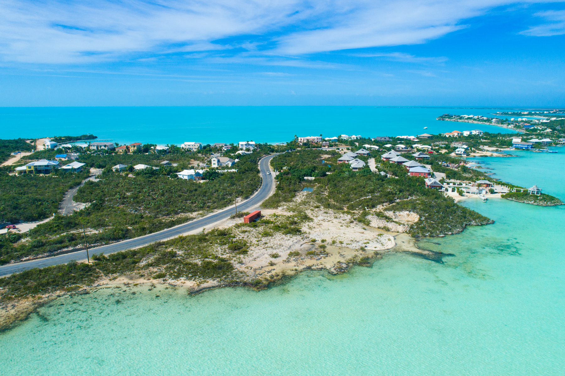 Land for Sale at Chalk Sound Waterfront Lots Chalk Sound, Providenciales Turks And Caicos Islands