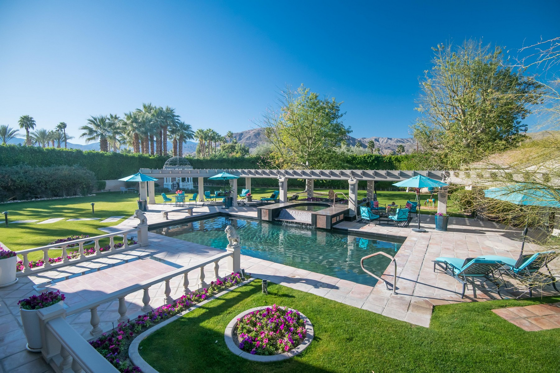 Single Family Homes for Sale at 29 Clancy Lane Estates Rancho Mirage, California 92270 United States