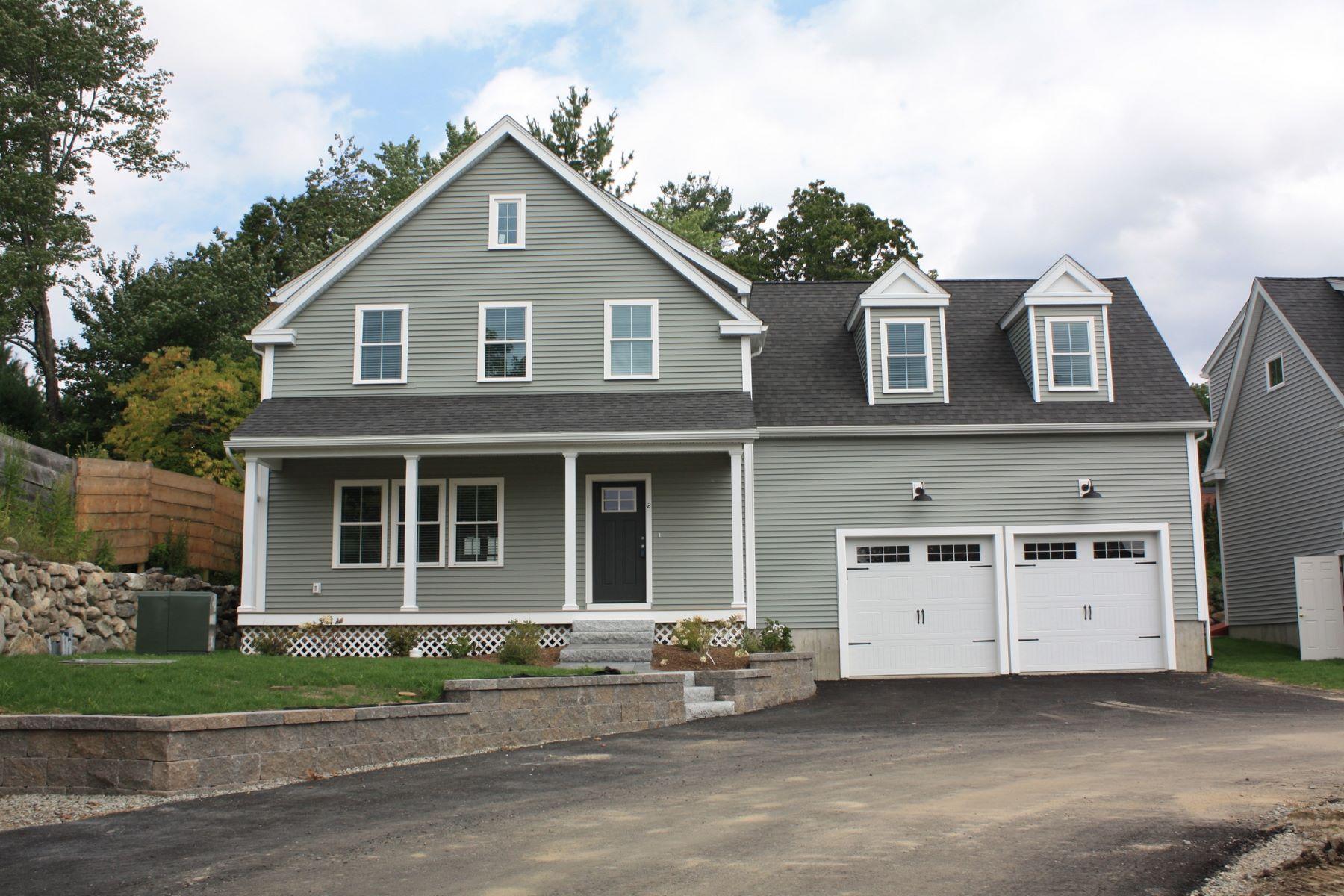 Single Family Homes 为 销售 在 阿克顿, 马萨诸塞州 01720 美国