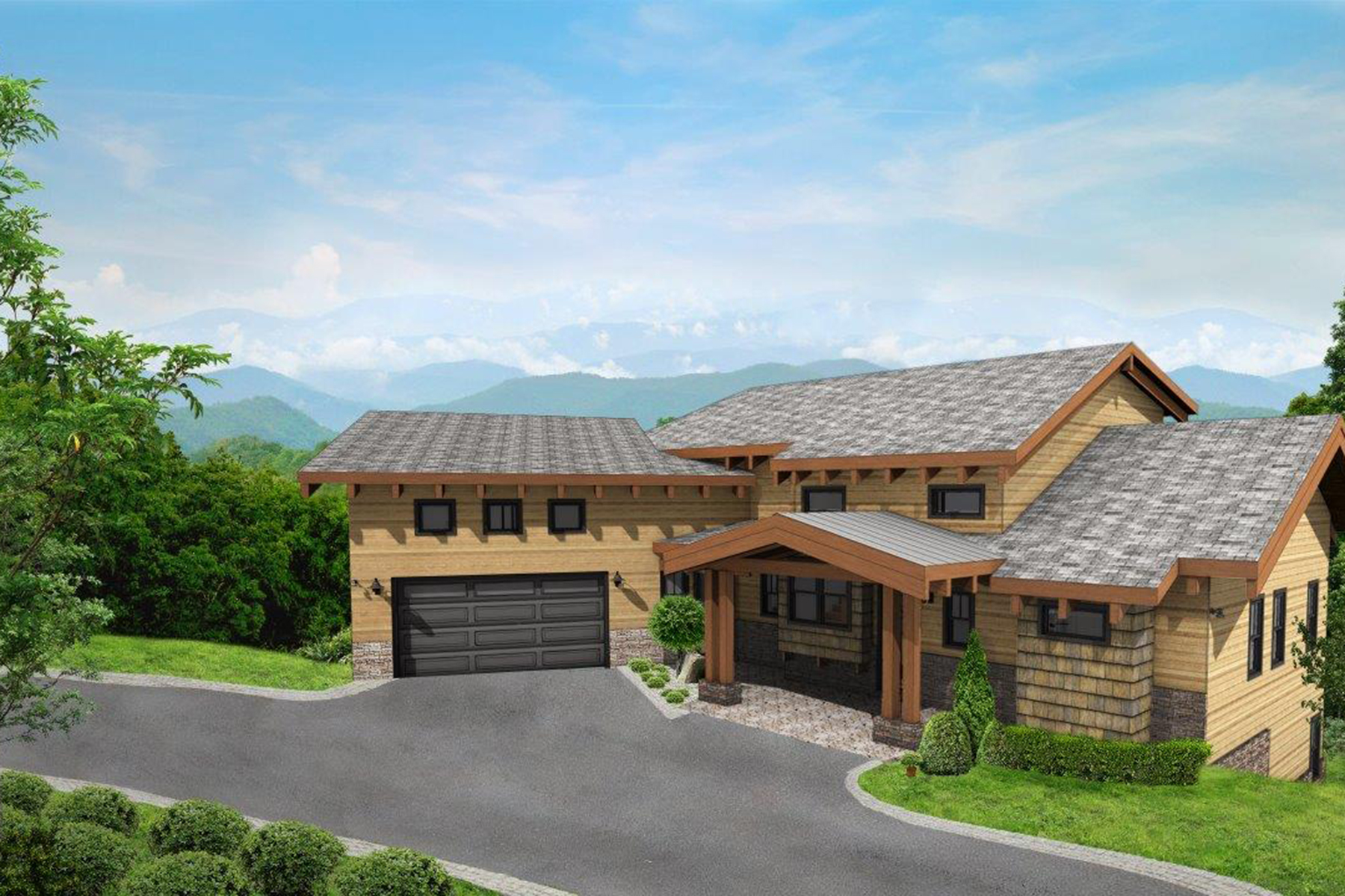 Single Family Homes for Active at BLUE RIDGE MOUNTAIN CLUB - BOONE Lot 210 Meadow Beauty Trl Boone, North Carolina 28607 United States