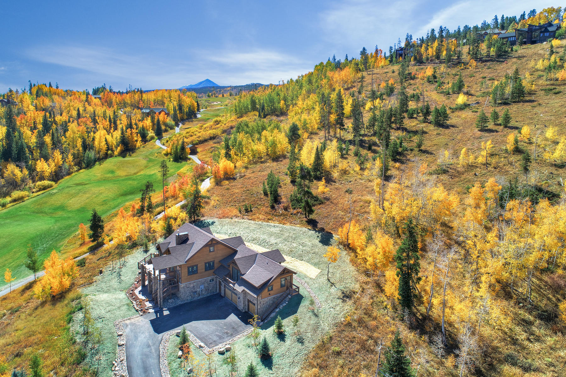 Single Family Homes for Active at Raven Golf Course 301 Raven Golf Lane Silverthorne, Colorado 80498 United States