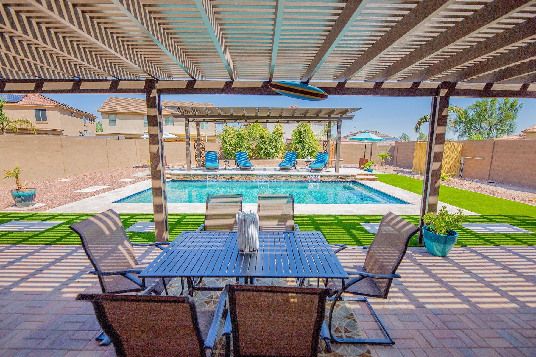 Single Family Homes por un Venta en Sundance 217 N 236TH AVE Buckeye, Arizona 85396 Estados Unidos