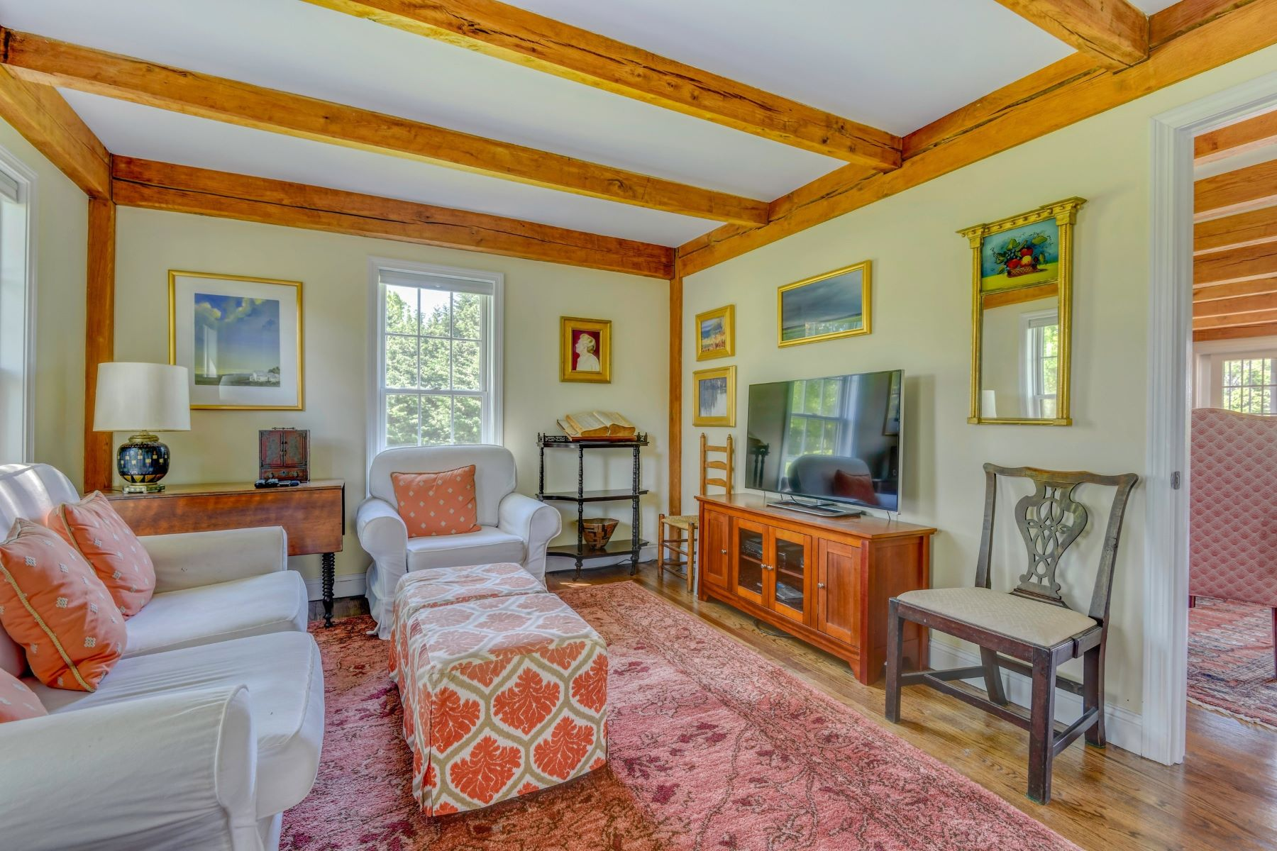 Additional photo for property listing at Idyllic South Tiverton Colonial 61 Peaceful Way Tiverton, Rhode Island 02878 United States