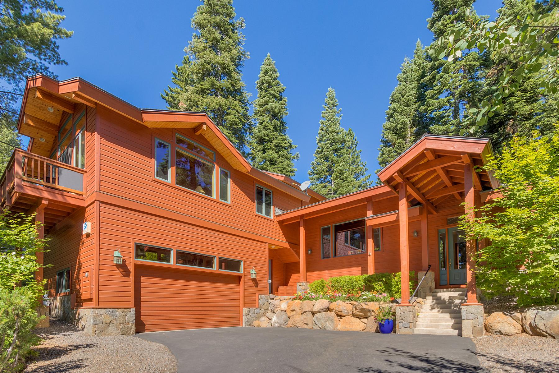 Casa Unifamiliar por un Venta en 485 High Street, Carnelian Bay, CA Carnelian Bay, California 96140 Estados Unidos