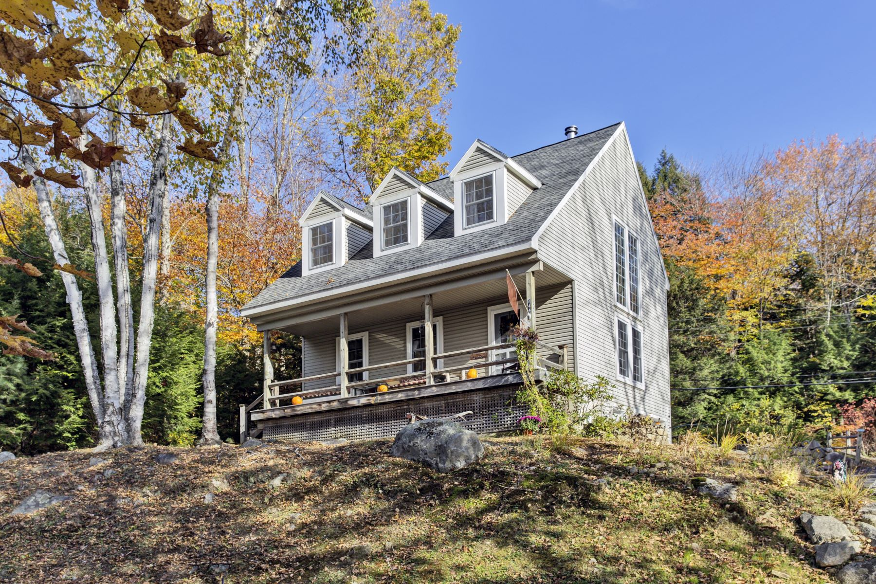 Single Family Home for Sale at 644 Goose Pond, Canaan 644 Goose Pond Road Canaan, New Hampshire 03741 United States