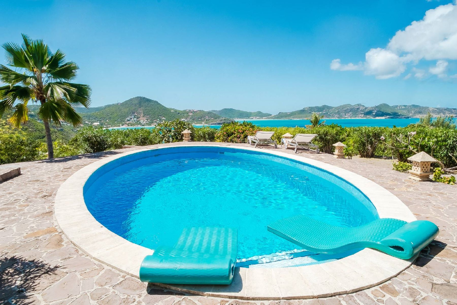Single Family Homes for Sale at Villa Ariosa Pointe Milou Other St. Barthelemy, Cities In St. Barthelemy 97133 St. Barthelemy