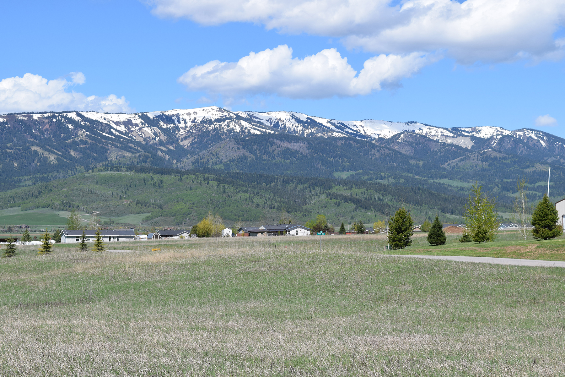 Terreno por un Venta en Nordic Ranch Building Site LOT 162 LARIAT DRIVE, Etna, Wyoming 83118 Estados Unidos