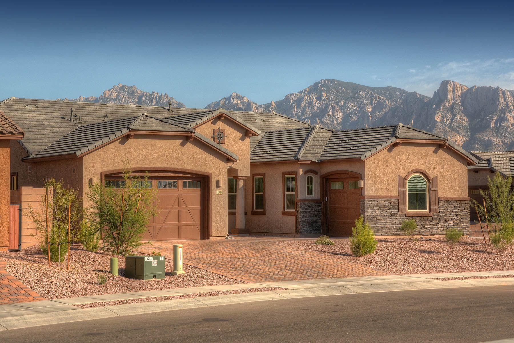 一戸建て のために 売買 アット Exceptional in Quality and Finishes 12944 N Morgan Ranch Road, Oro Valley, アリゾナ, 85755 アメリカ合衆国