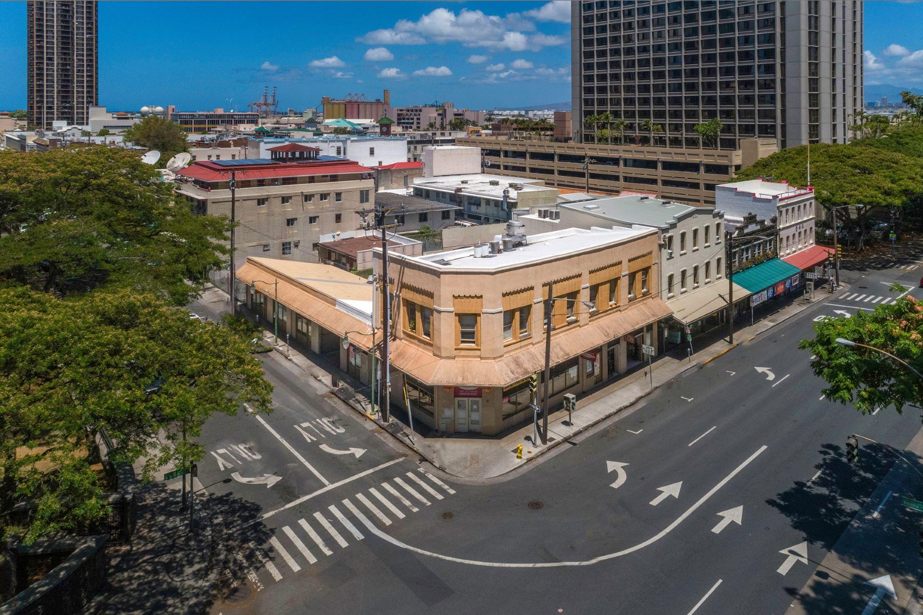 二世帯住宅 のために 売買 アット Live Chinatown 53 N Beretania St Honolulu, ハワイ 96817 アメリカ合衆国