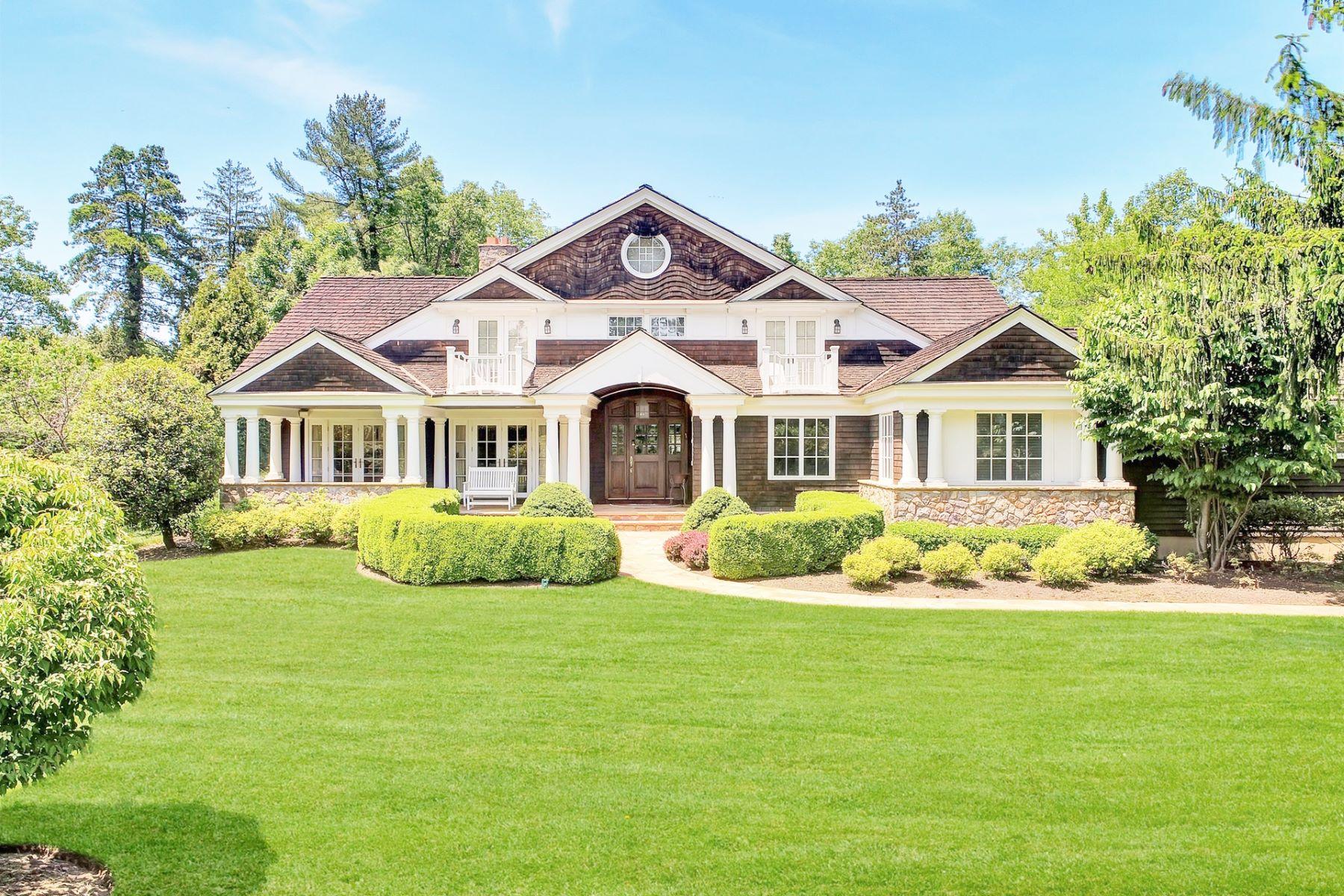 Enfamiljshus för Försäljning vid Hamptons in Short Hills 135 Stewart Road, Short Hills, New Jersey 07078 Usa