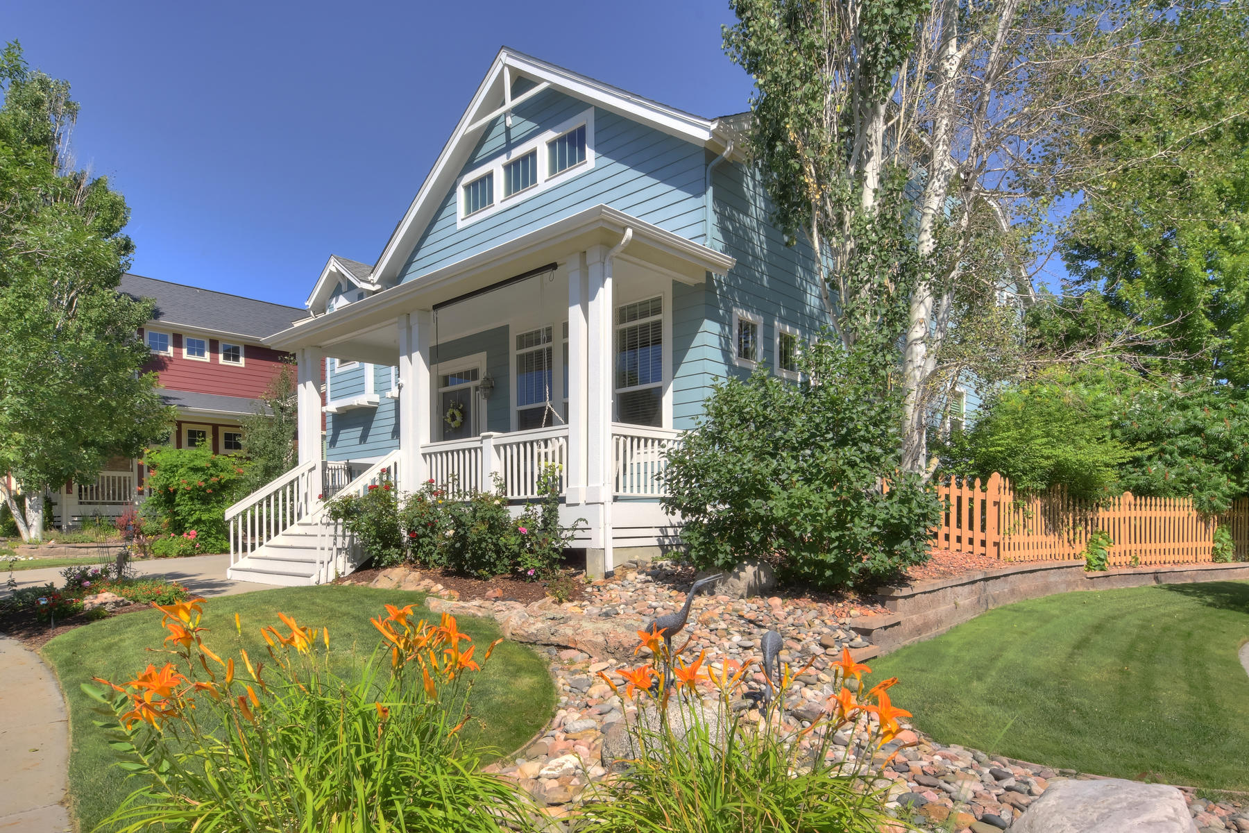 Single Family Homes 용 매매 에 Beautifully Appointed Contemporary Home 13531 W 85th Dr, Arvada, 콜로라도 80005 미국