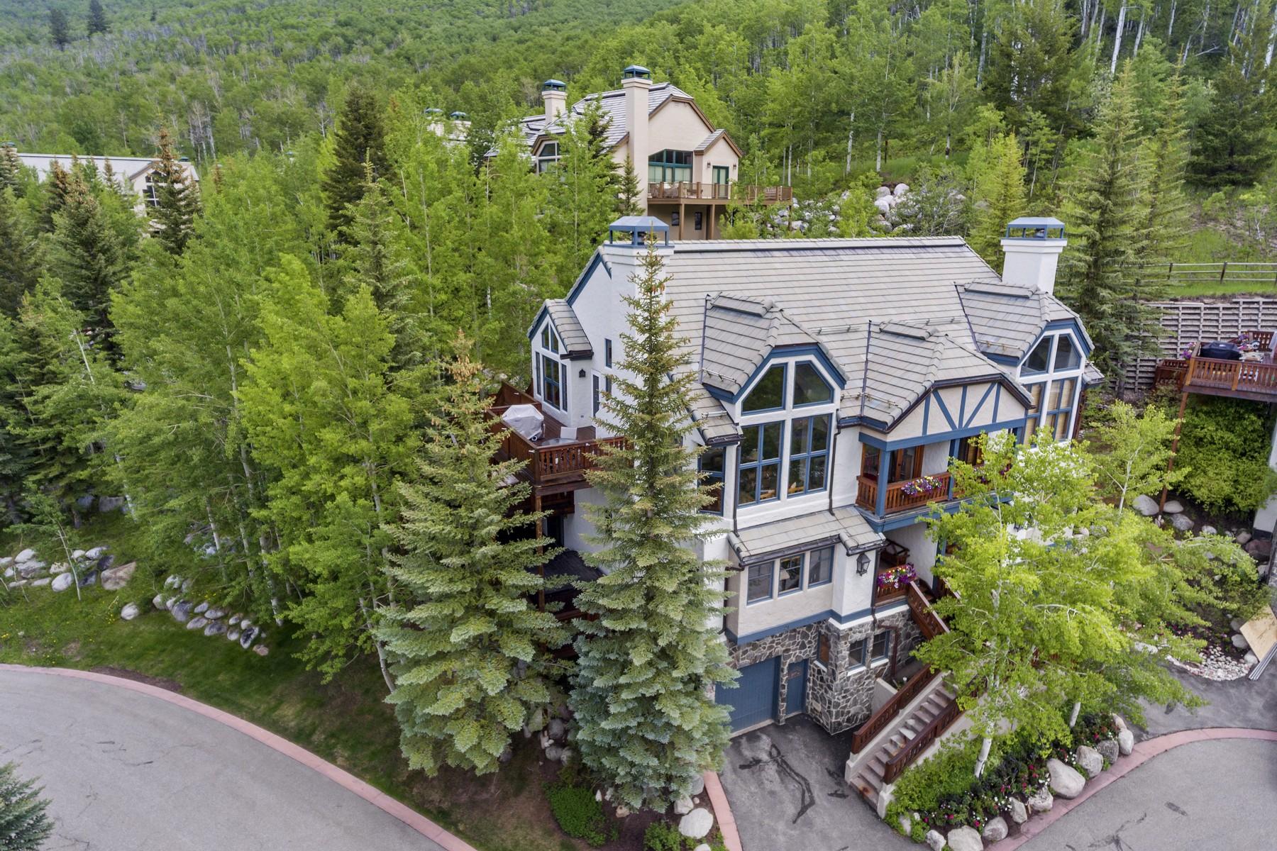 townhouses για την Πώληση στο Haymeadows Townhome A1 21 Meadow Court A1, Beaver Creek, Κολοραντο 81620 Ηνωμένες Πολιτείες