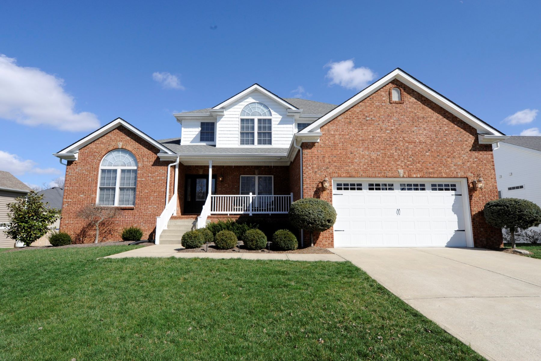 Single Family Home for Sale at 805 Flint Ridge Versailles, Kentucky 40383 United States