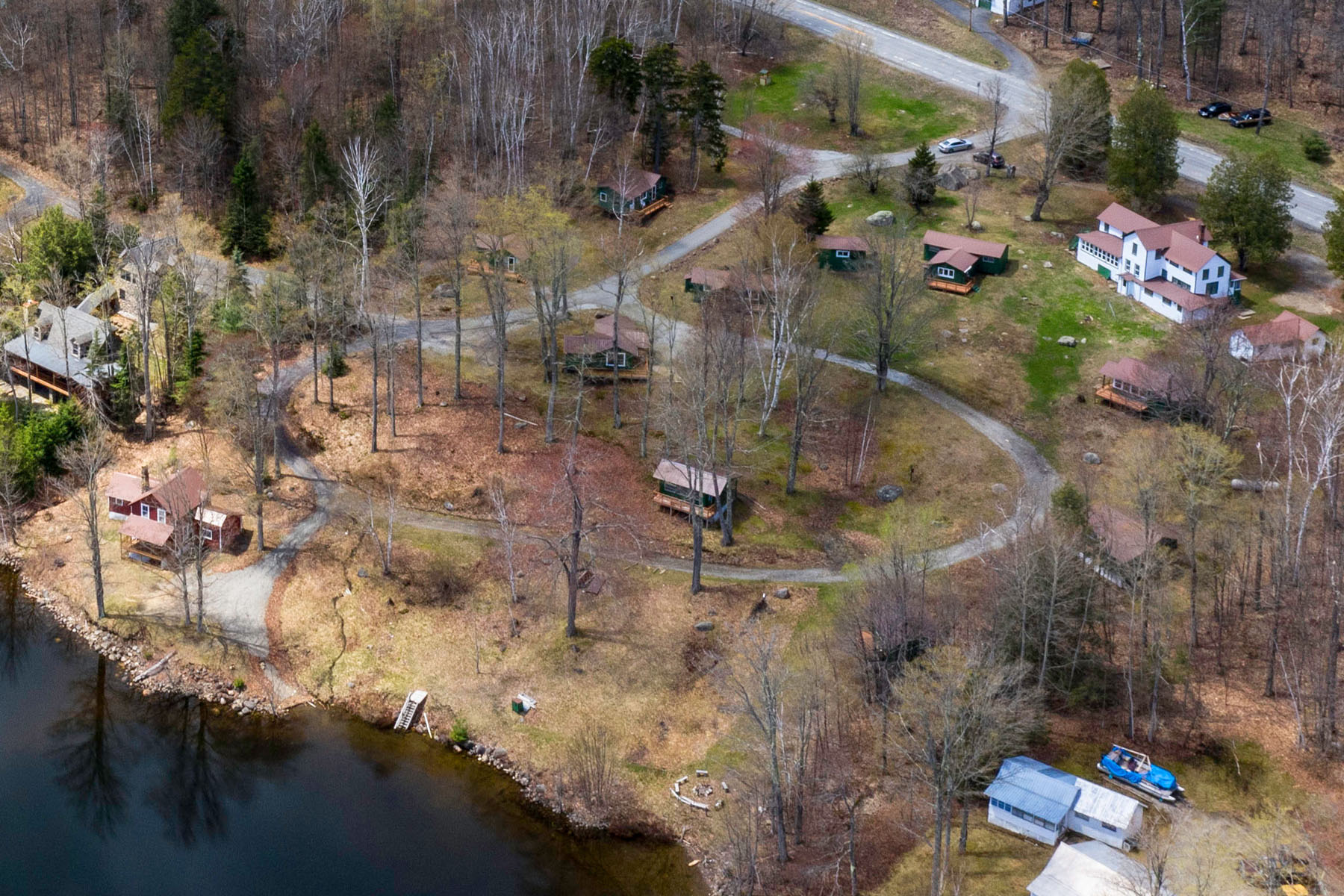Other Residential Homes for Active at Residential Cottages-5468 NYS Route 30 5468 NYS Route 30 Indian Lake, New York 12842 United States