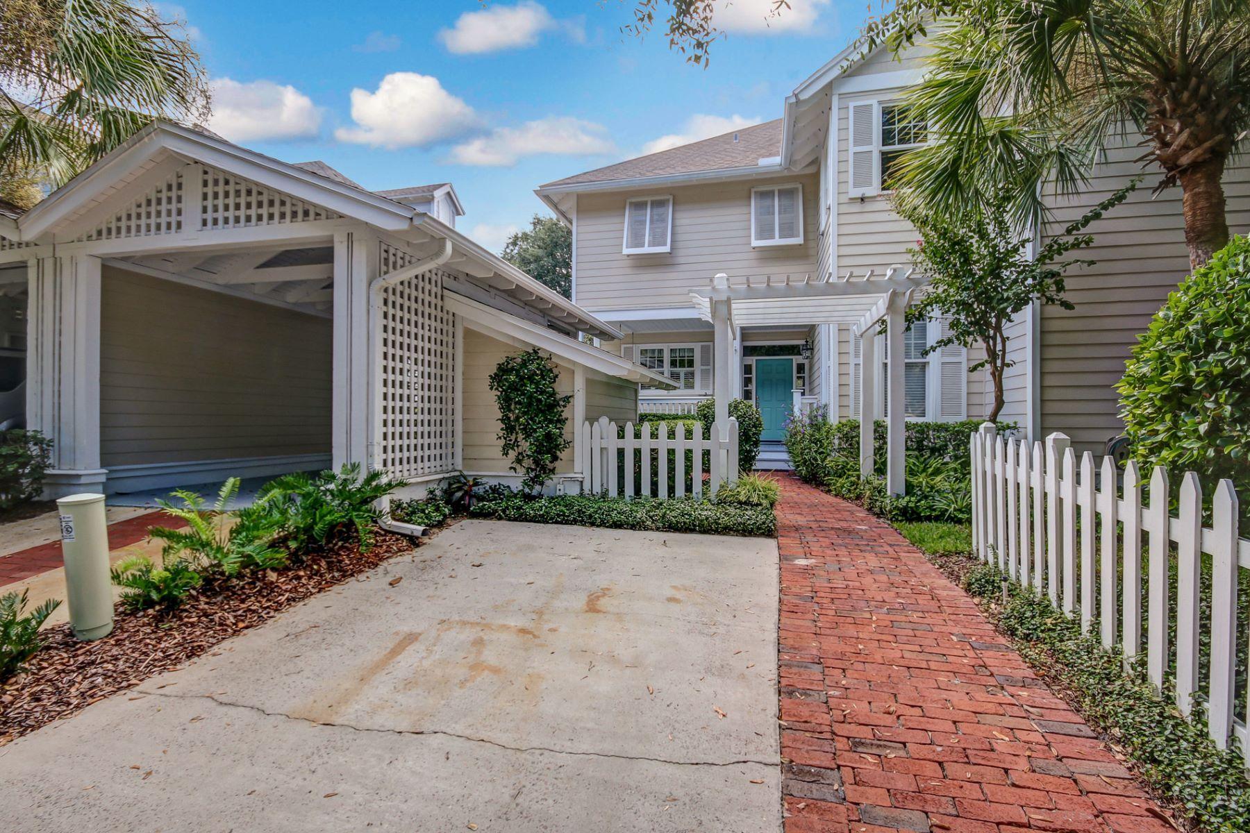Residência urbana para Venda às Golf Front Plantation Home 19 Little Dunes Circle Amelia Island, Florida, 32034 Estados Unidos