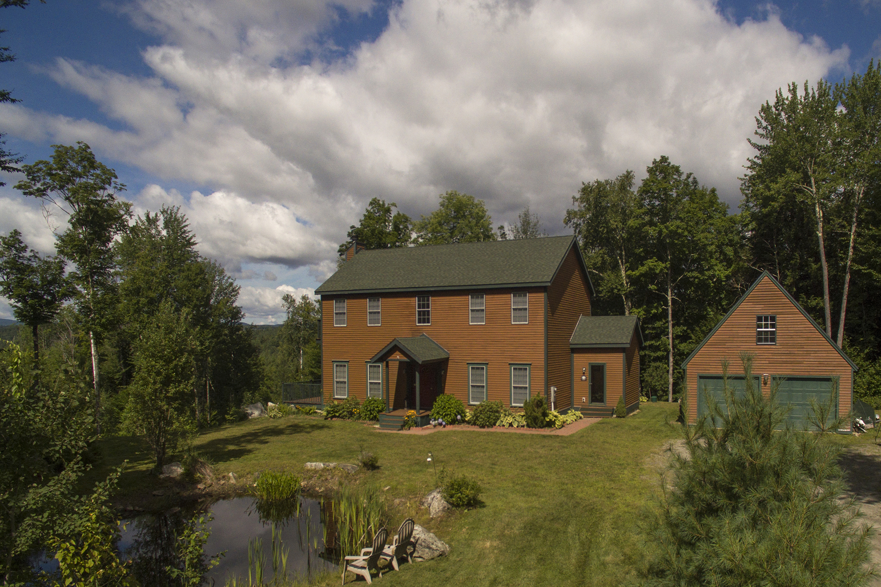 Single Family Home for Sale at Big Stratton Views 2842 Thompsonburg Rd Londonderry, Vermont 05155 United States