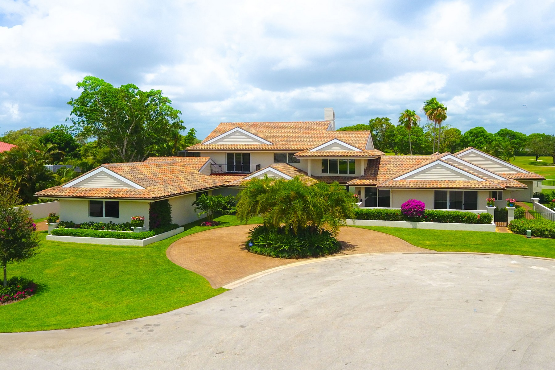 Single Family Home for Sale at 11795 Maidstone Drive Wellington, Florida, 33414 United States