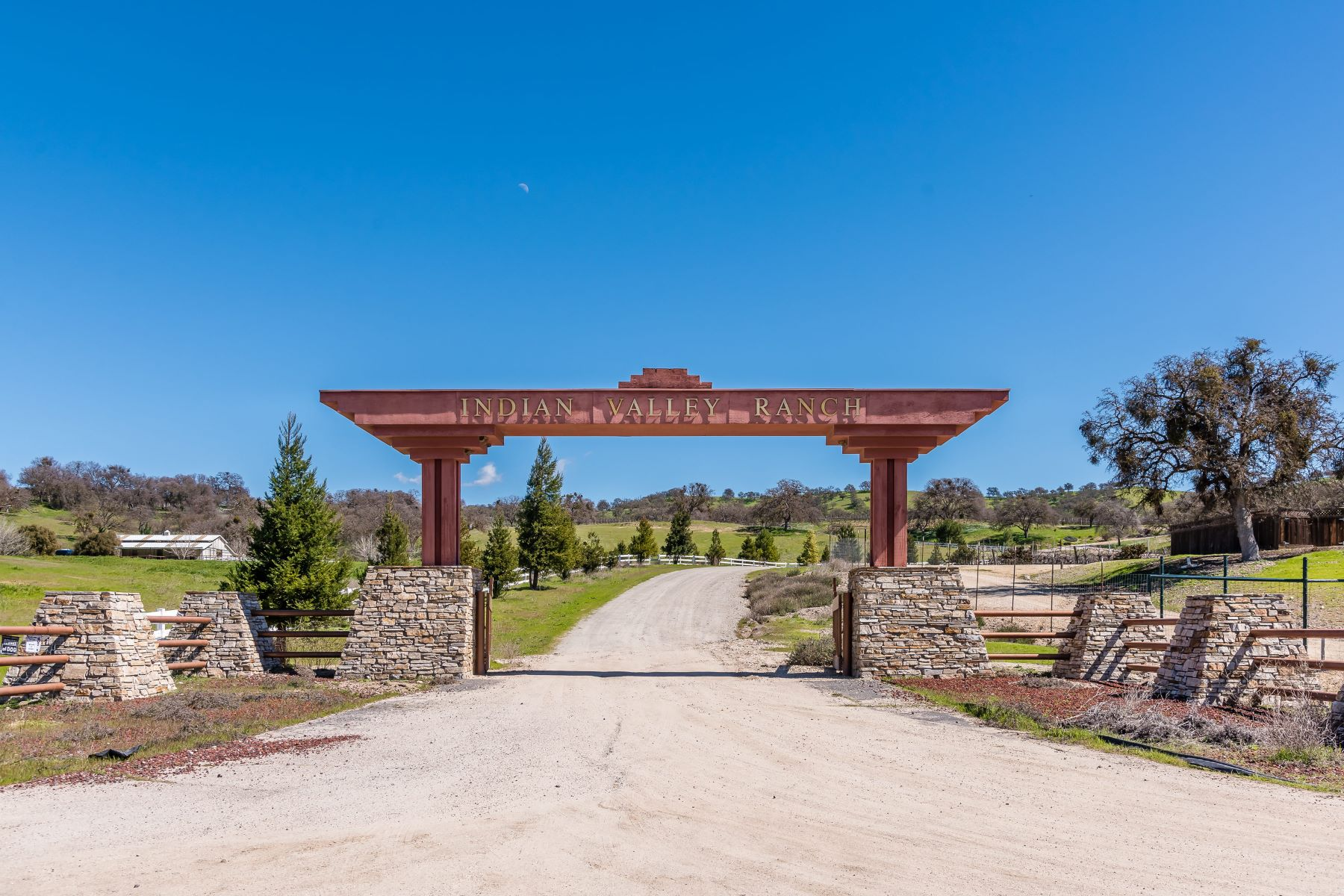 Single Family Homes for Sale at Private Ranch in Indian Valley 73841 Indian Valley Road San Miguel, California 93451 United States