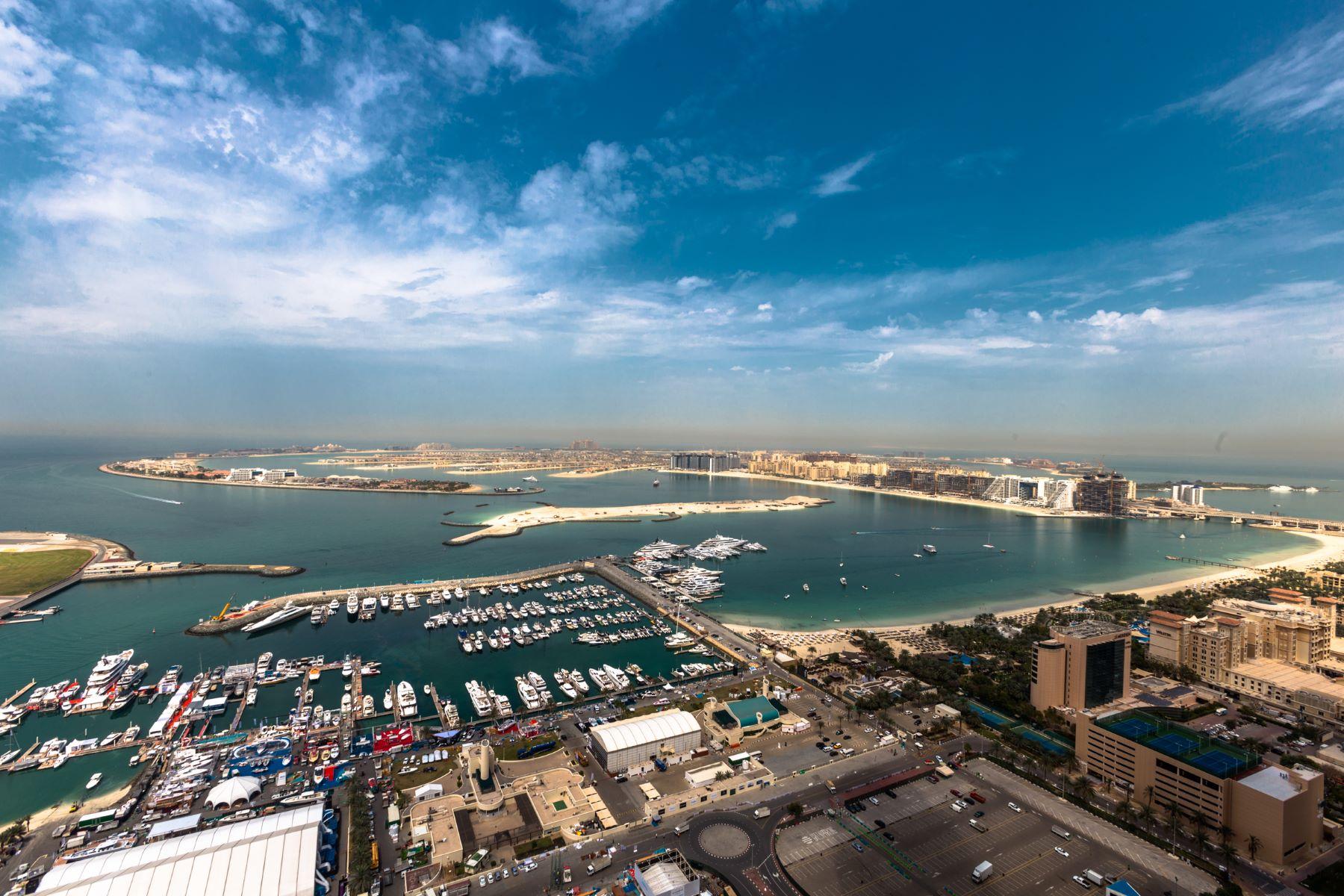 Квартира для того Продажа на Emirates Crown Dubai Marina, Dubai, Объединенные Арабские Эмираты