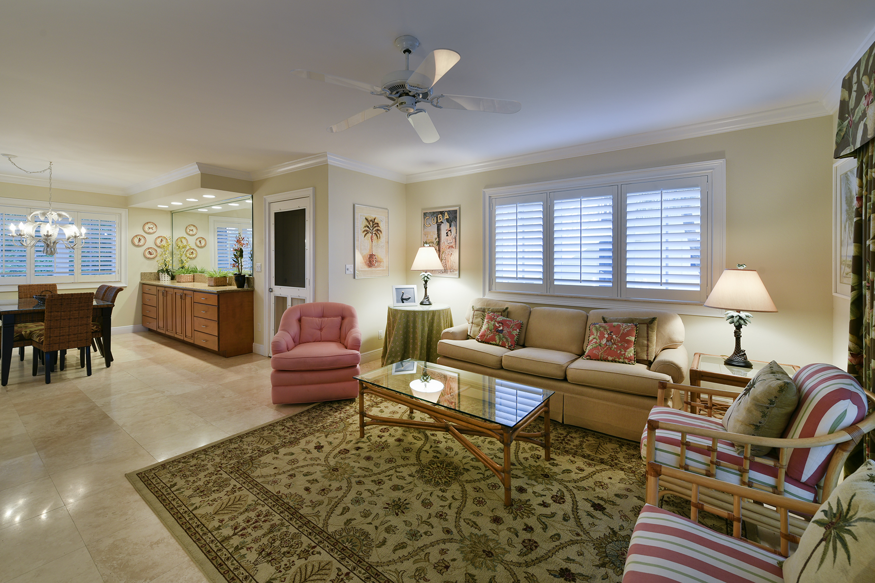 Additional photo for property listing at Marina Village Living at Ocean Reef 17 Marina Drive, Unit A Key Largo, Флорида 33037 Соединенные Штаты