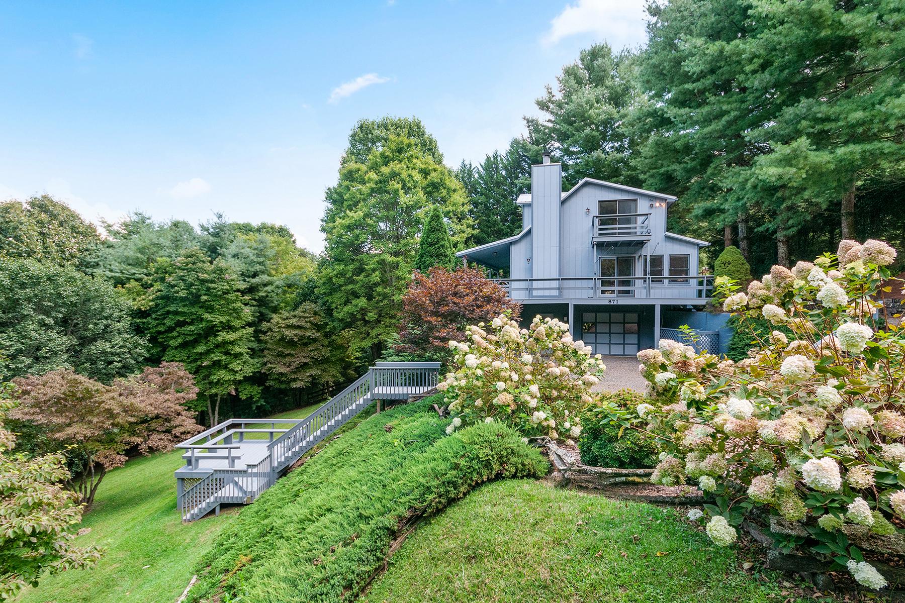 Single Family Homes for Active at WAYNESVILLE 871 Mountain Lake Dr Waynesville, North Carolina 28785 United States