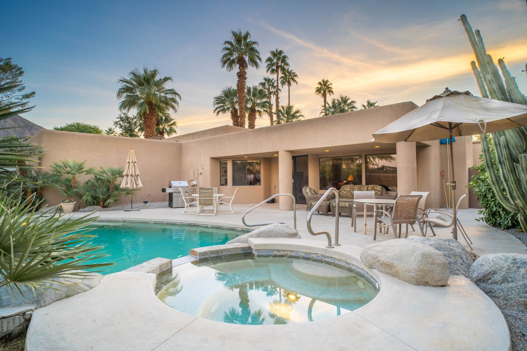 Single Family Homes for Sale at 75840 Altamira Drive Indian Wells, California 92210 United States