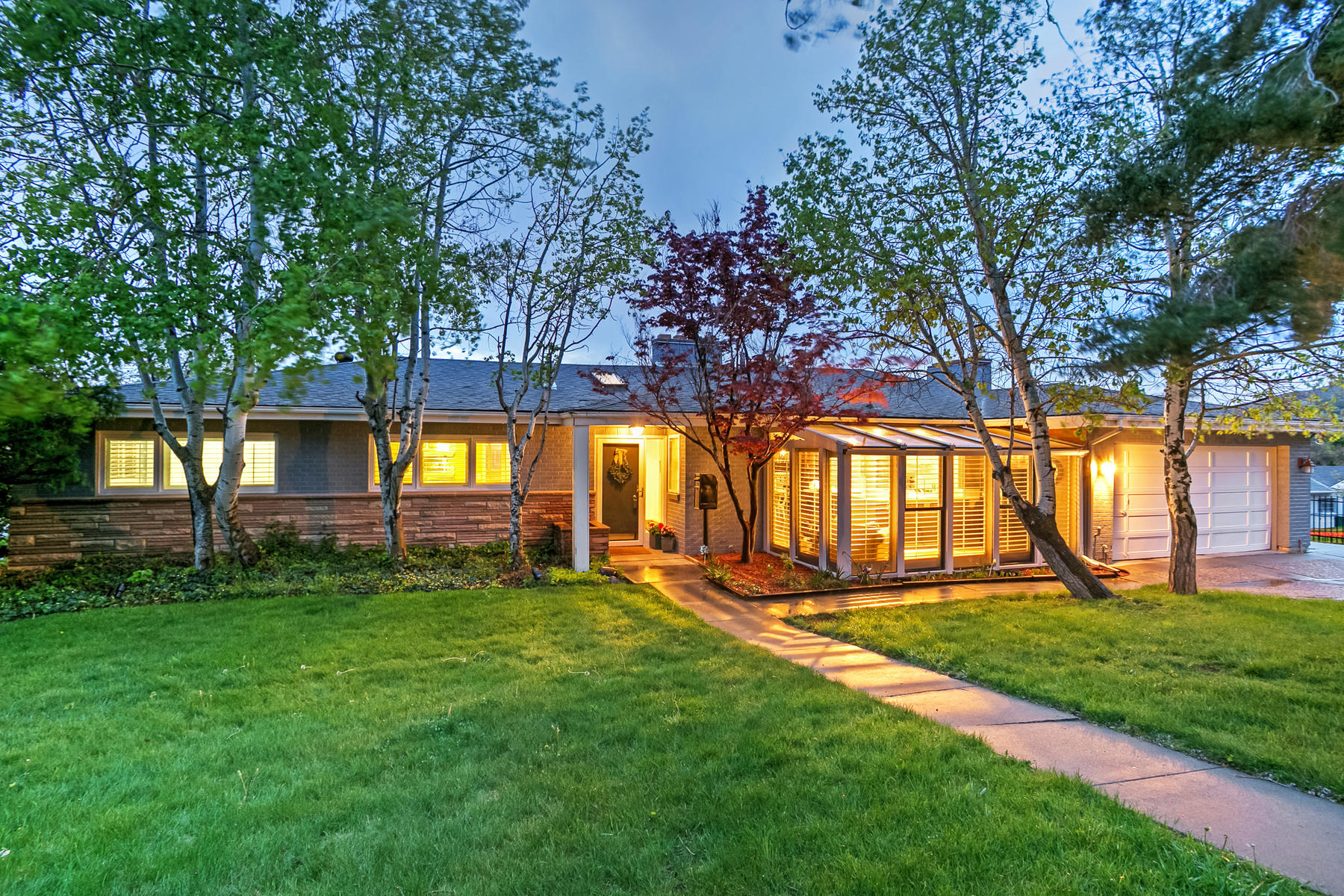 Single Family Home for Sale at Rare Opportunity in the Heart of St. Mary's 1098 S Augusta Way Salt Lake City, Utah, 84108 United States