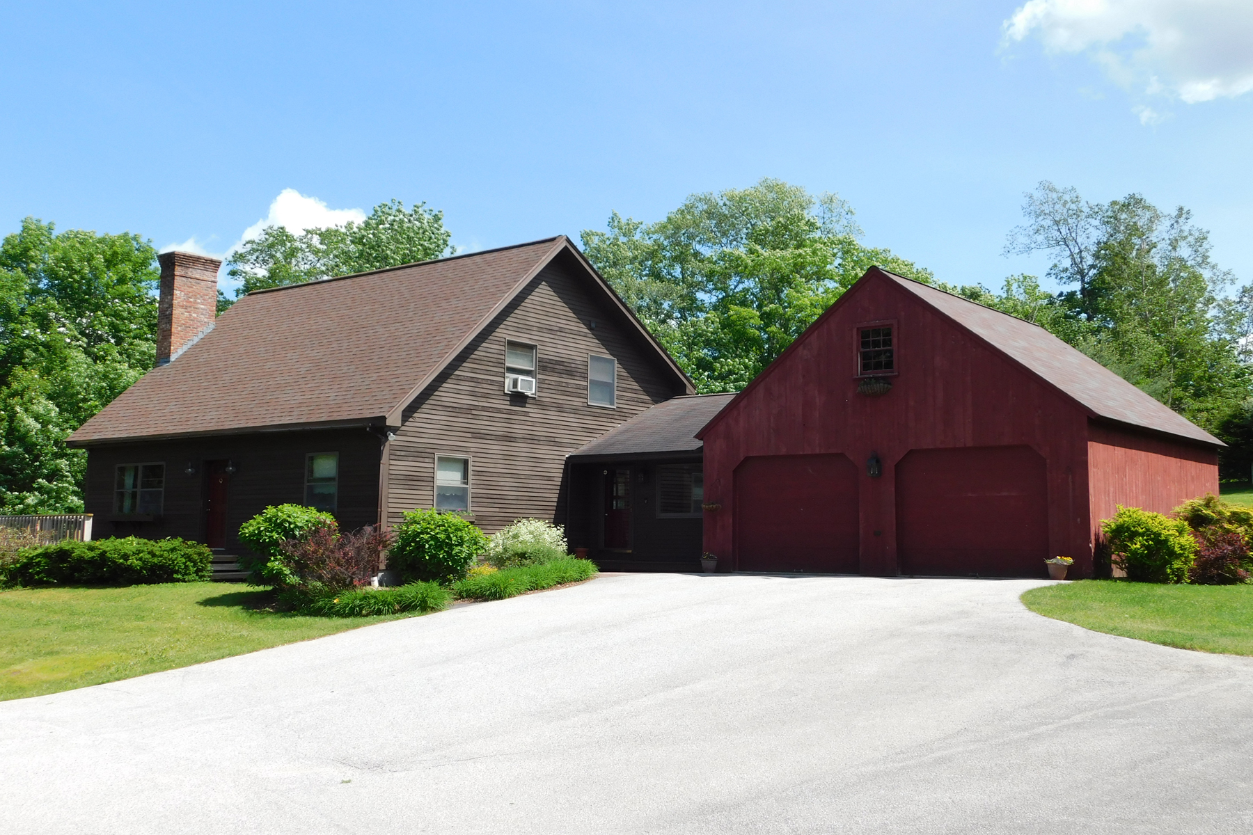 Single Family Homes for Sale at 1843 Vt Route 155, Mount Holly 1843 Vt Route 155 Mount Holly, Vermont 05758 United States