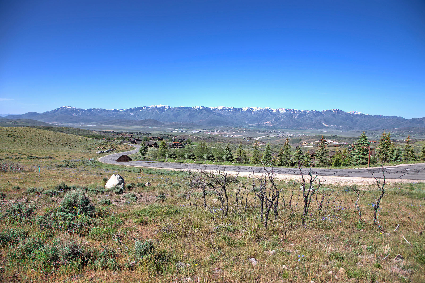 土地 為 出售 在 Promontory Homesite Perfect for Your Dream Home 9246 Promontory Summit Dr Lot #53 Park City, 猶他州, 84098 美國