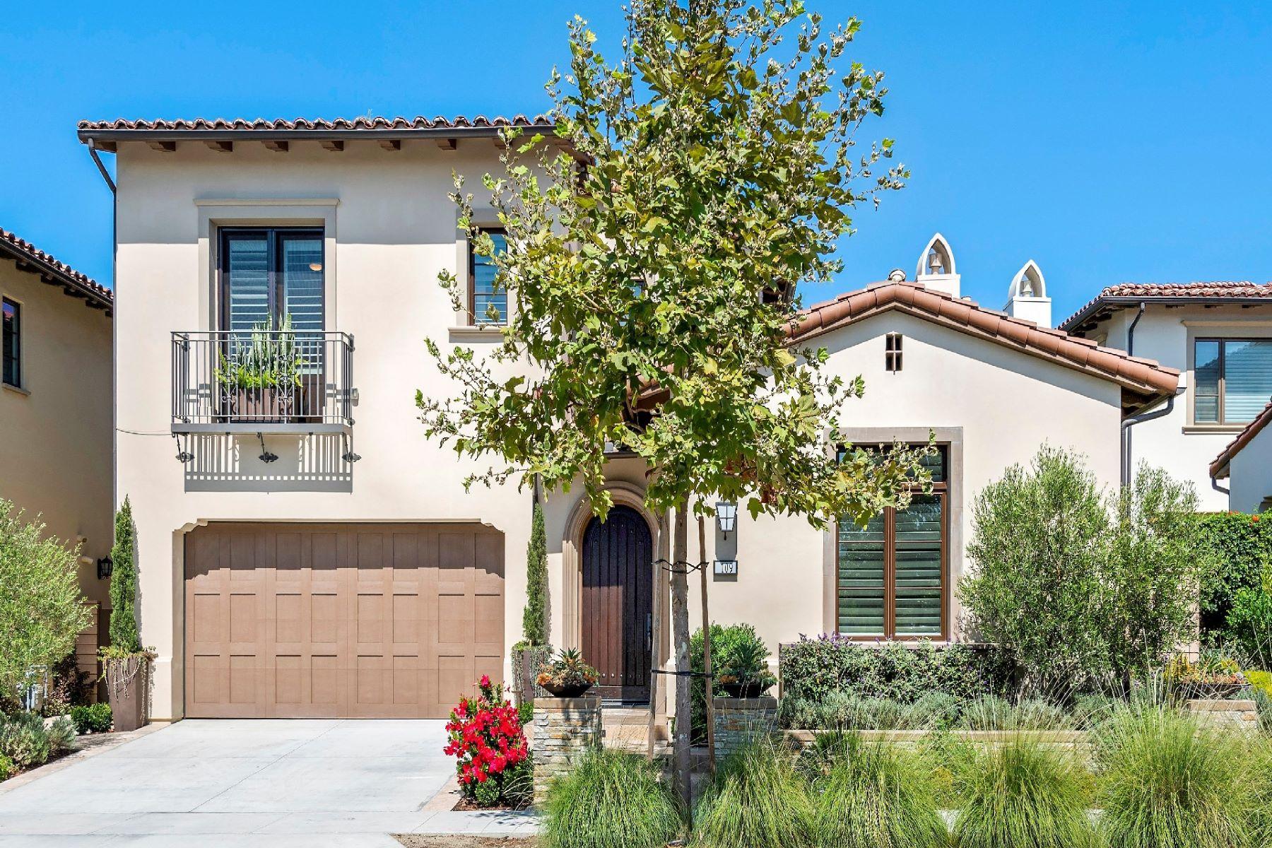 Single Family Homes for Sale at 109 Via Bellas Artes 109 Via Bellas Artes San Clemente, California 92672 United States