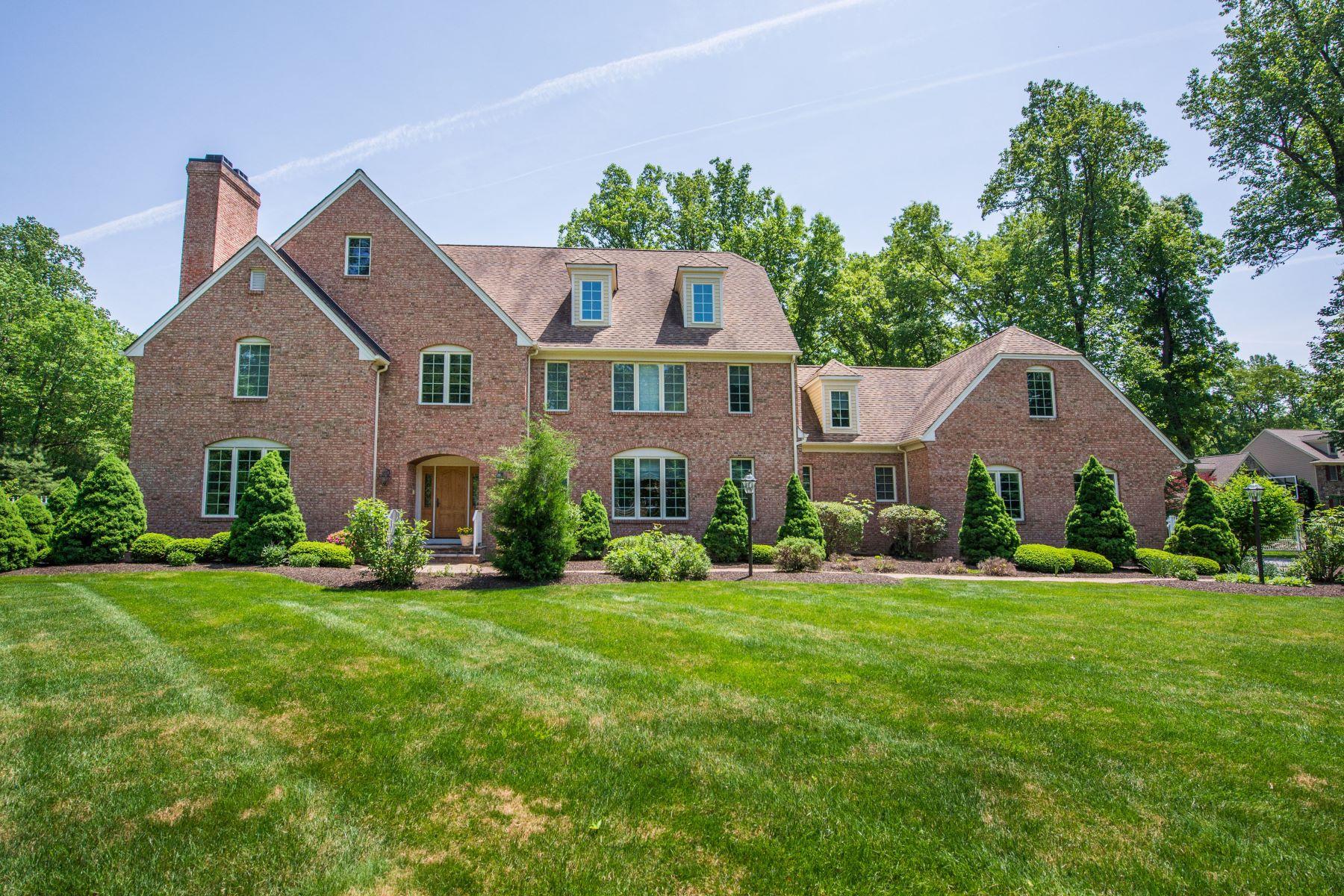 Nhà ở một gia đình vì Bán tại Exceptional Colonial 1 Craig Lane, Chester, New Jersey 07930 Hoa KỳTrong/Xung quanh: Chester Township