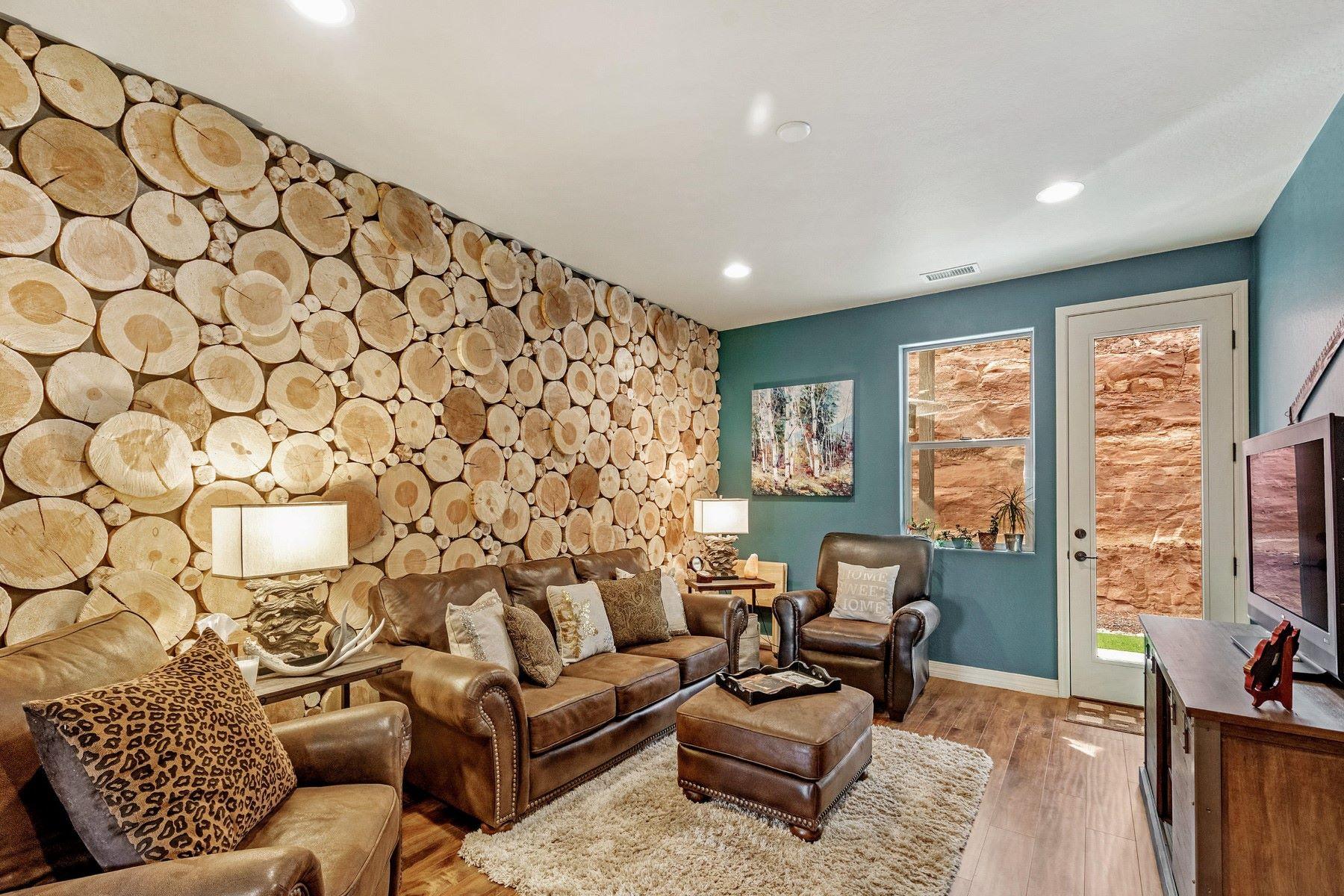 Таунхаус для того Продажа на Sophisticated mountain living 463 N Moriah Dr #32, Flagstaff, Аризона, 86001 Соединенные Штаты