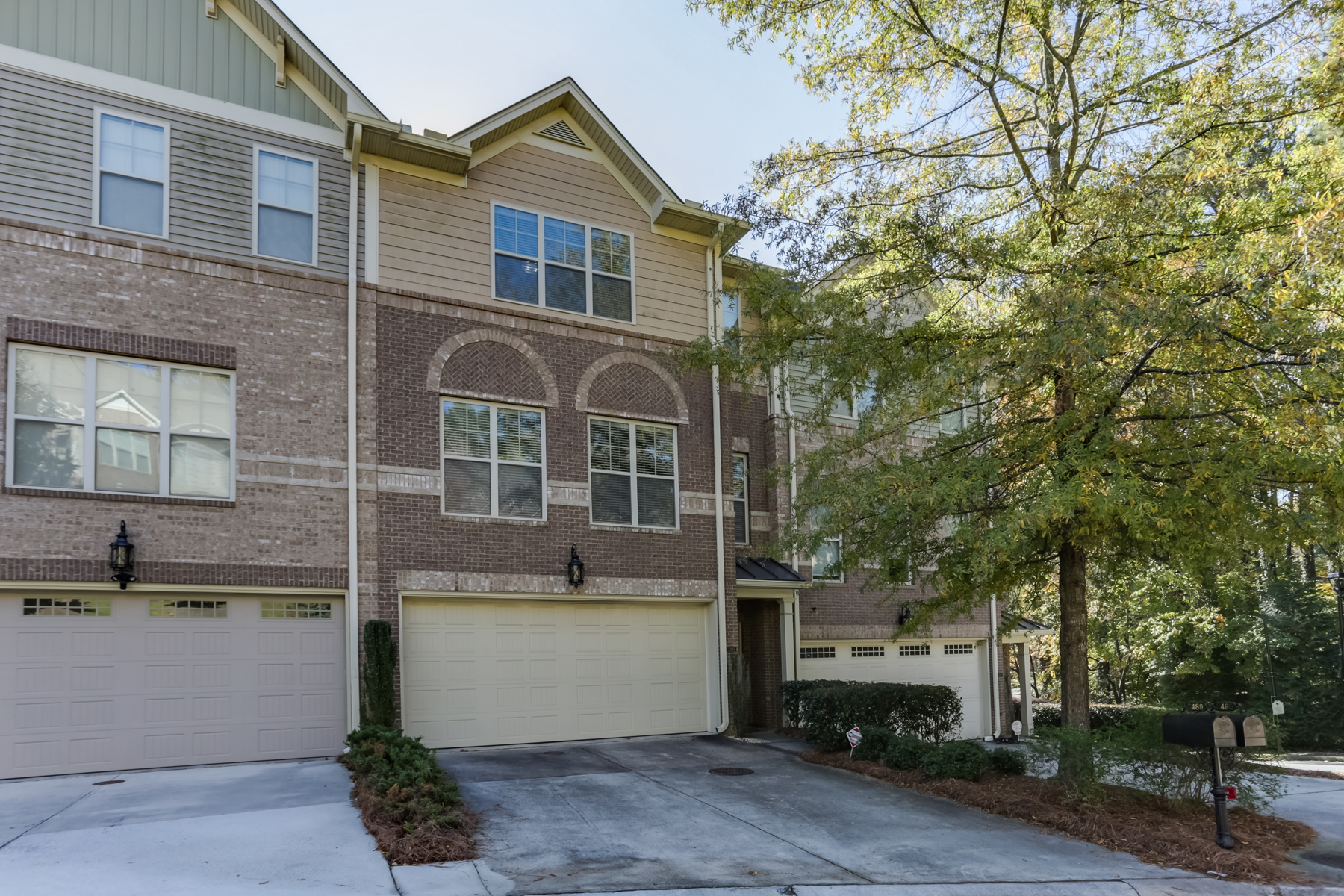 Townhouse for Sale at Hot Smyrna With All The Space You're Looking For 2489 Palladian Manor Way Smyrna, Georgia 30080 United States