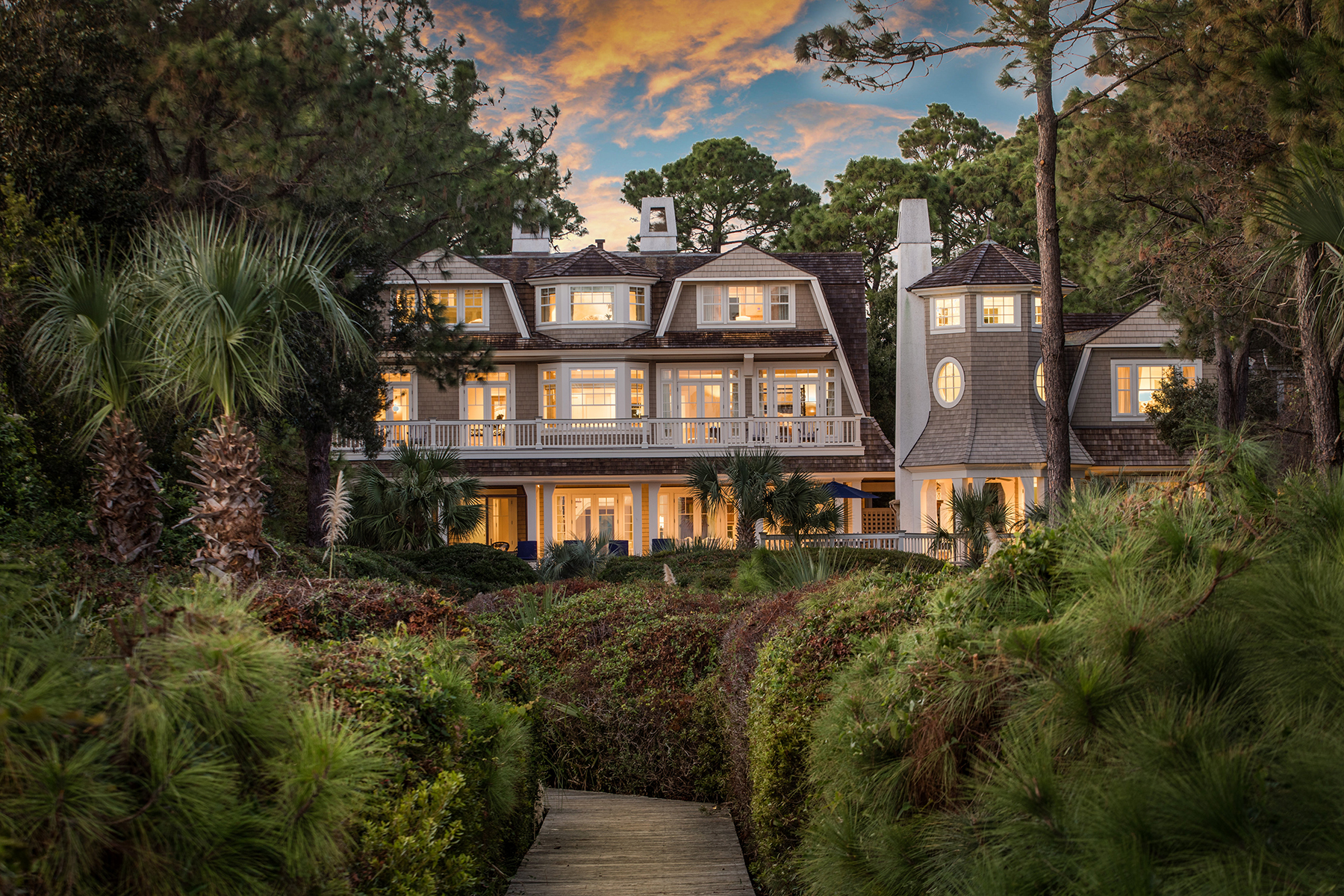 واحد منزل الأسرة للـ Sale في 109 Flyway Drive Kiawah Island, South Carolina, 29455 United States