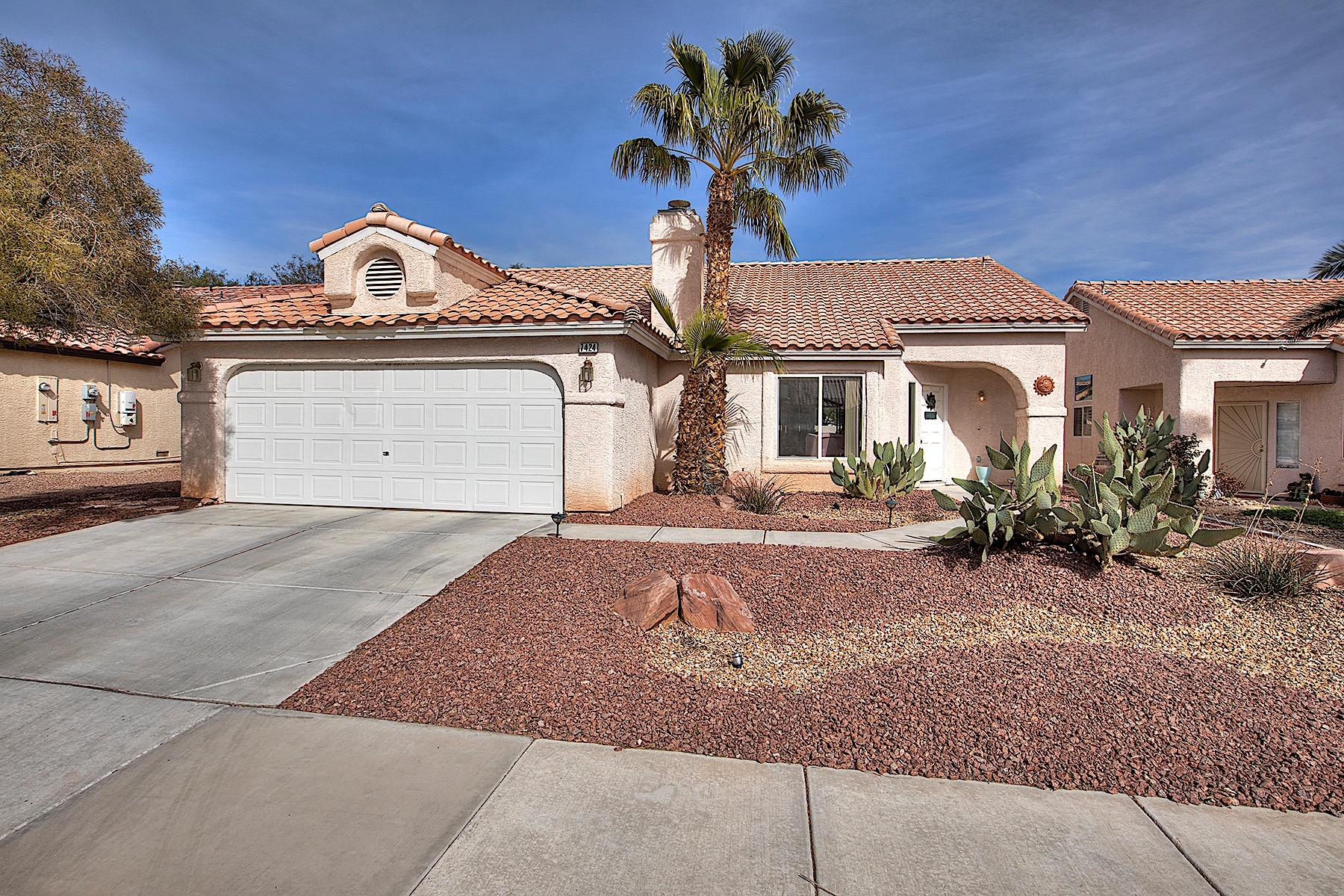 Single Family Home for Sale at 7424 Forest Ivy St Las Vegas, Nevada, 89131 United States