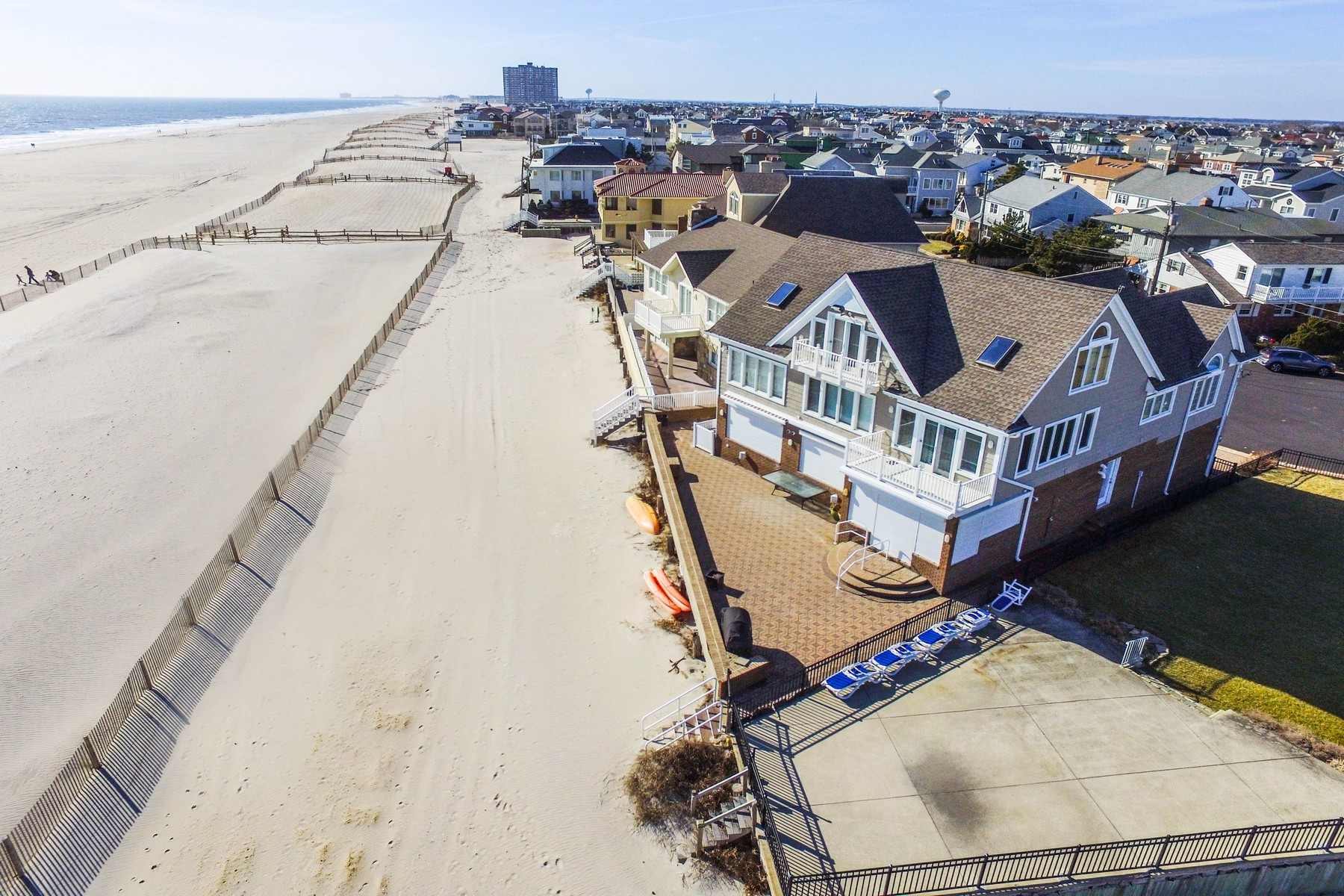 Single Family Home for Sale at 7 Dolphin Drive Margate, New Jersey 08402 United States