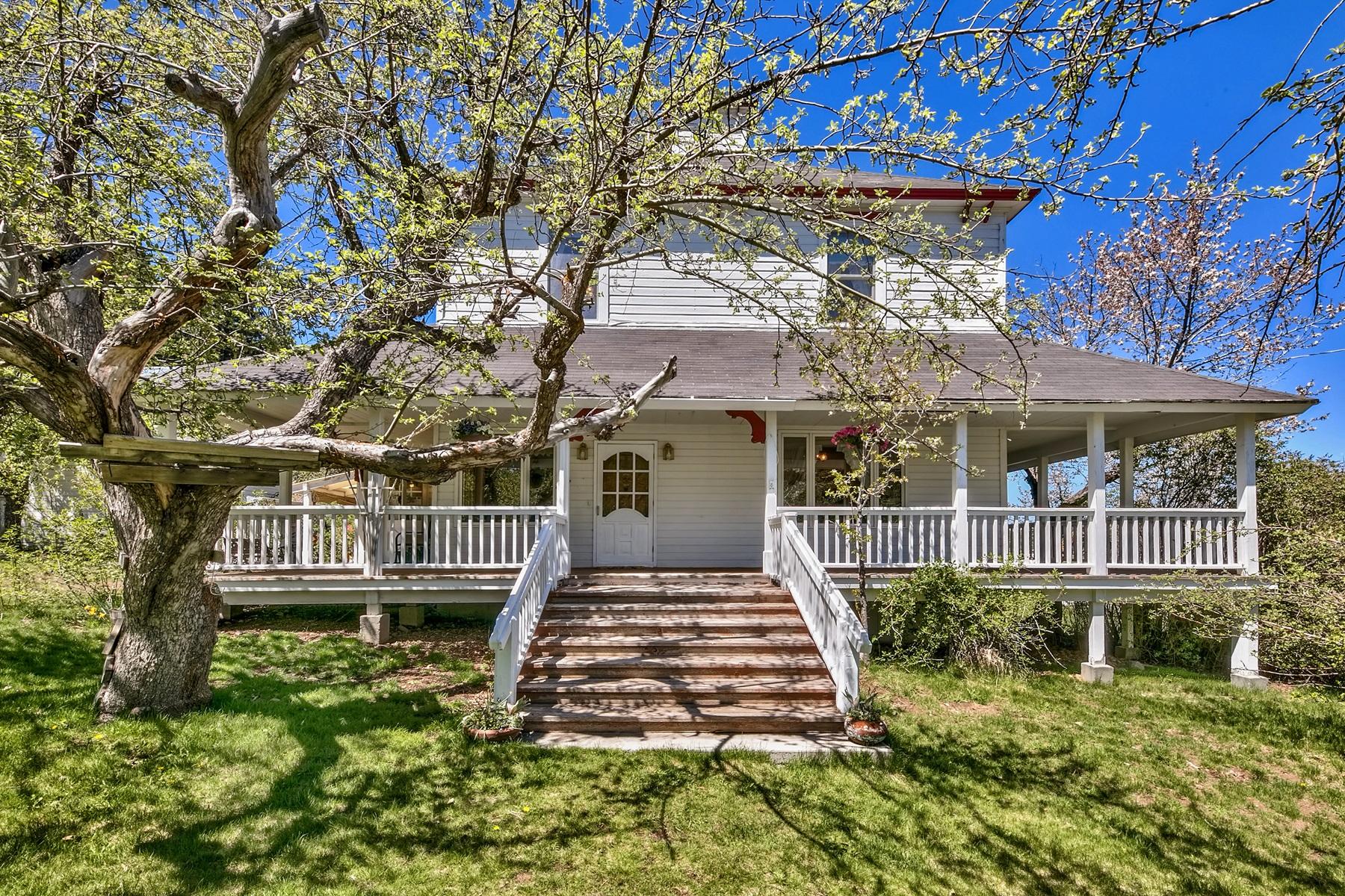 Casa Unifamiliar por un Venta en 202-206 West Willow Street, Sierraville, CA 202-206 West Willow Street Sierraville, California 96126 Estados Unidos