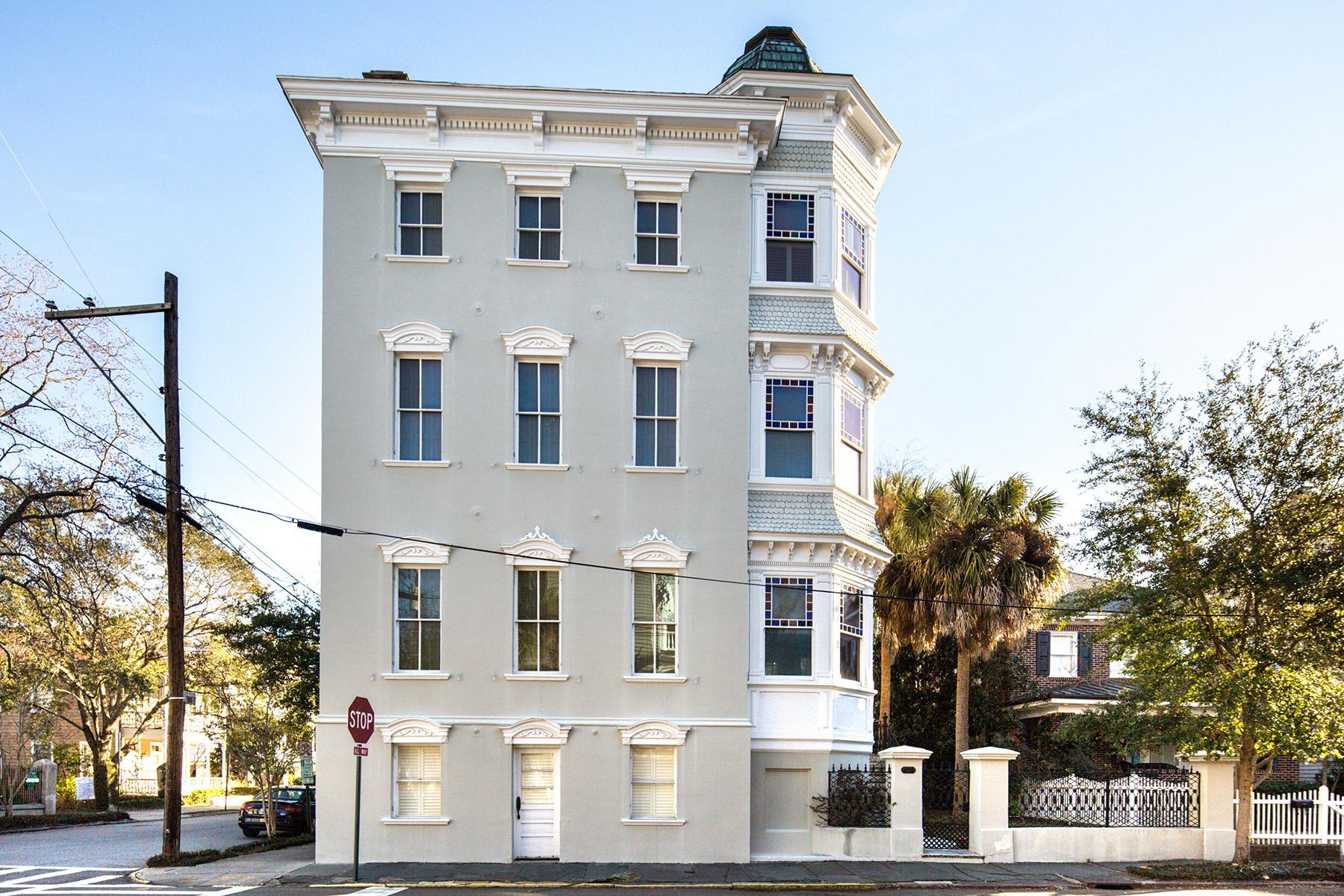 Maison unifamiliale pour l à vendre à 79 Bull Street Harleston Village, Charleston, Caroline Du Sud, 29401 États-Unis