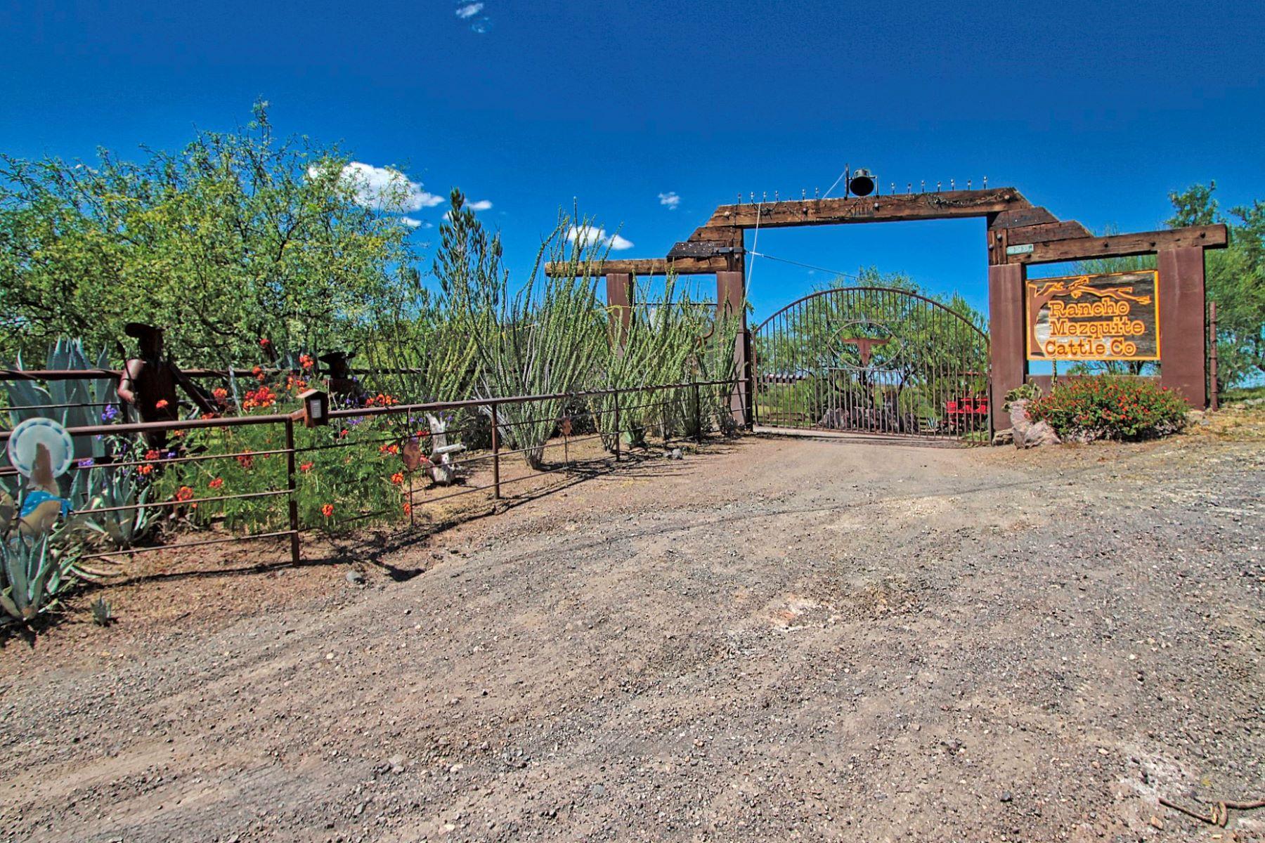 Φάρμα/ράντσο/φυτεία για την Πώληση στο Off the Beaten Path, Just East of Arivaca, AZ 35760 S Cedar Creek Road, Arivaca, Αριζονα 85601 Ηνωμένες Πολιτείες