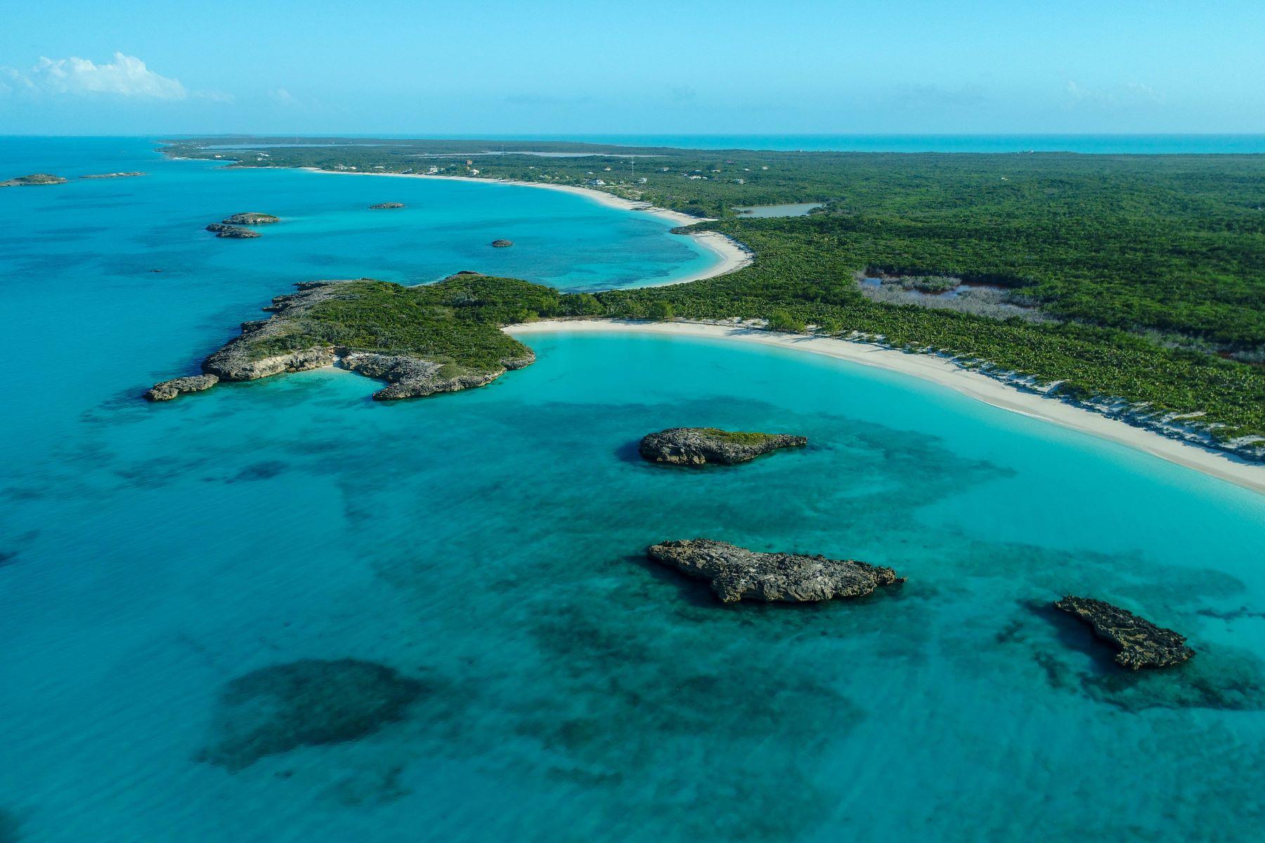 Terrain pour l Vente à Fort Pasture - 105.1 Acres Exuma Cays, Exuma Bahamas