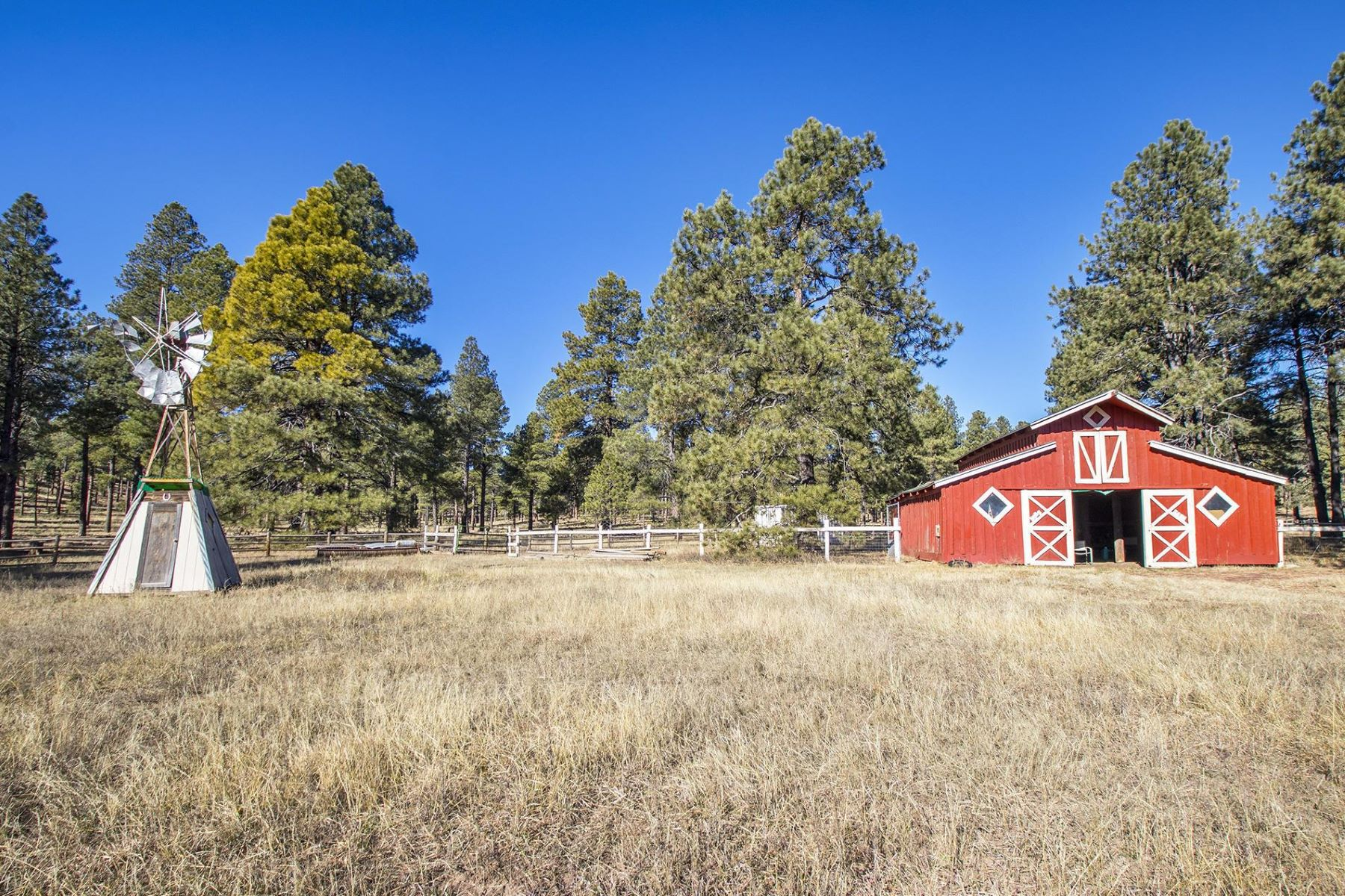 Land for Sale at Beautiful Flat/Meadow Parcel 870 S State Route 89a Flagstaff, Arizona 86005 United States