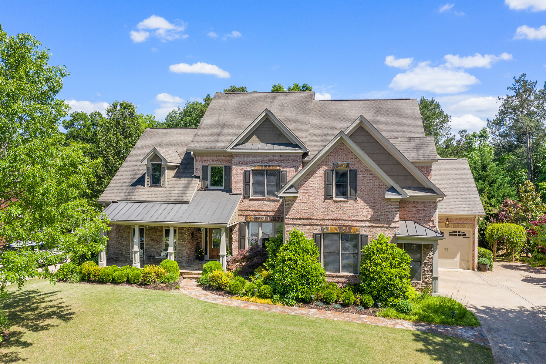 Single Family Homes for Sale at Golf Course Views and Country Club Lifestyle 1679 Fernstone Drive NW Acworth, Georgia 30101 United States